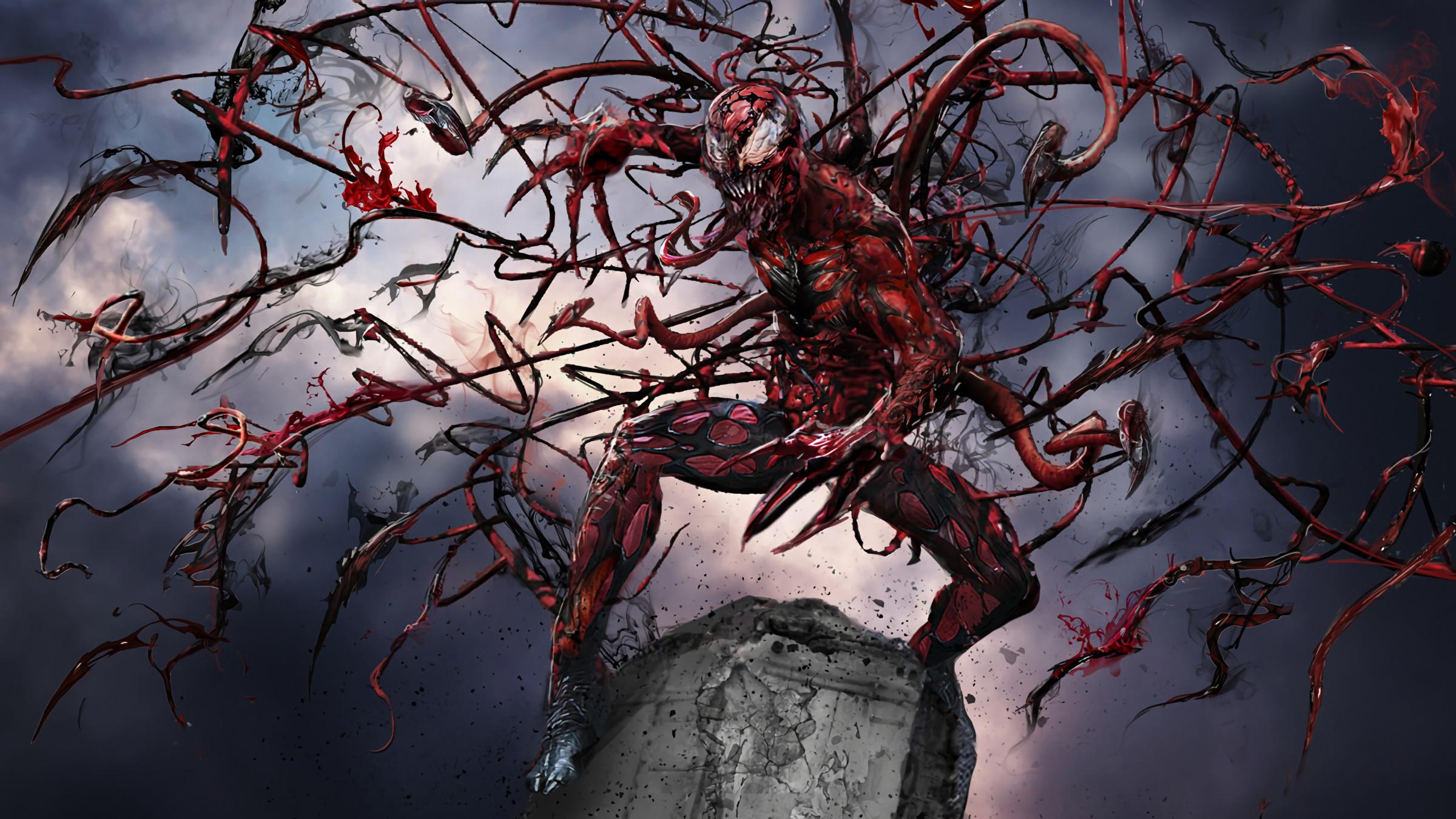 Comics – Carnage Marvel Comics Carnage (Marvel) Wallpaper