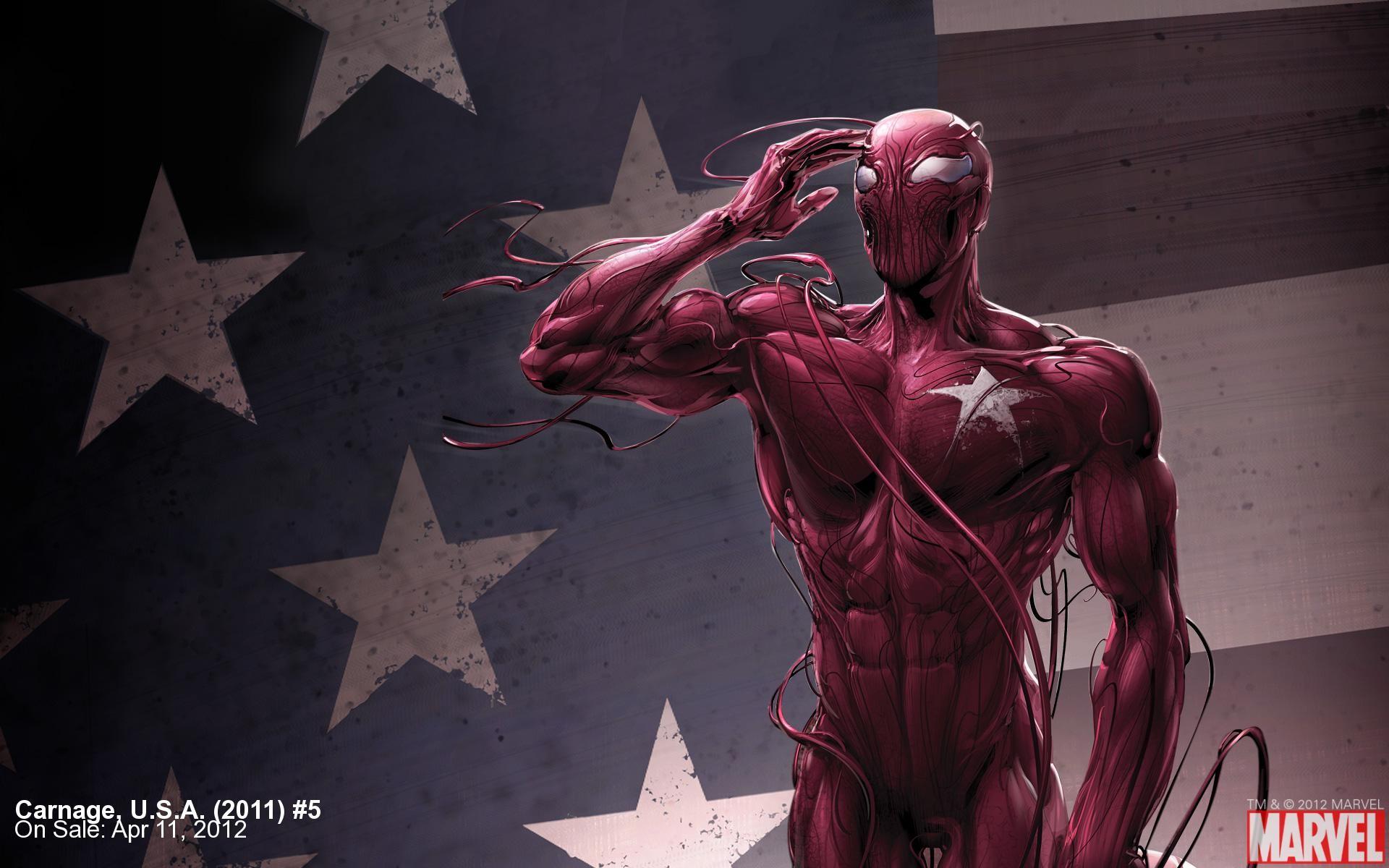 Carnage, U.S.A. (2011) #5   Marvel.com