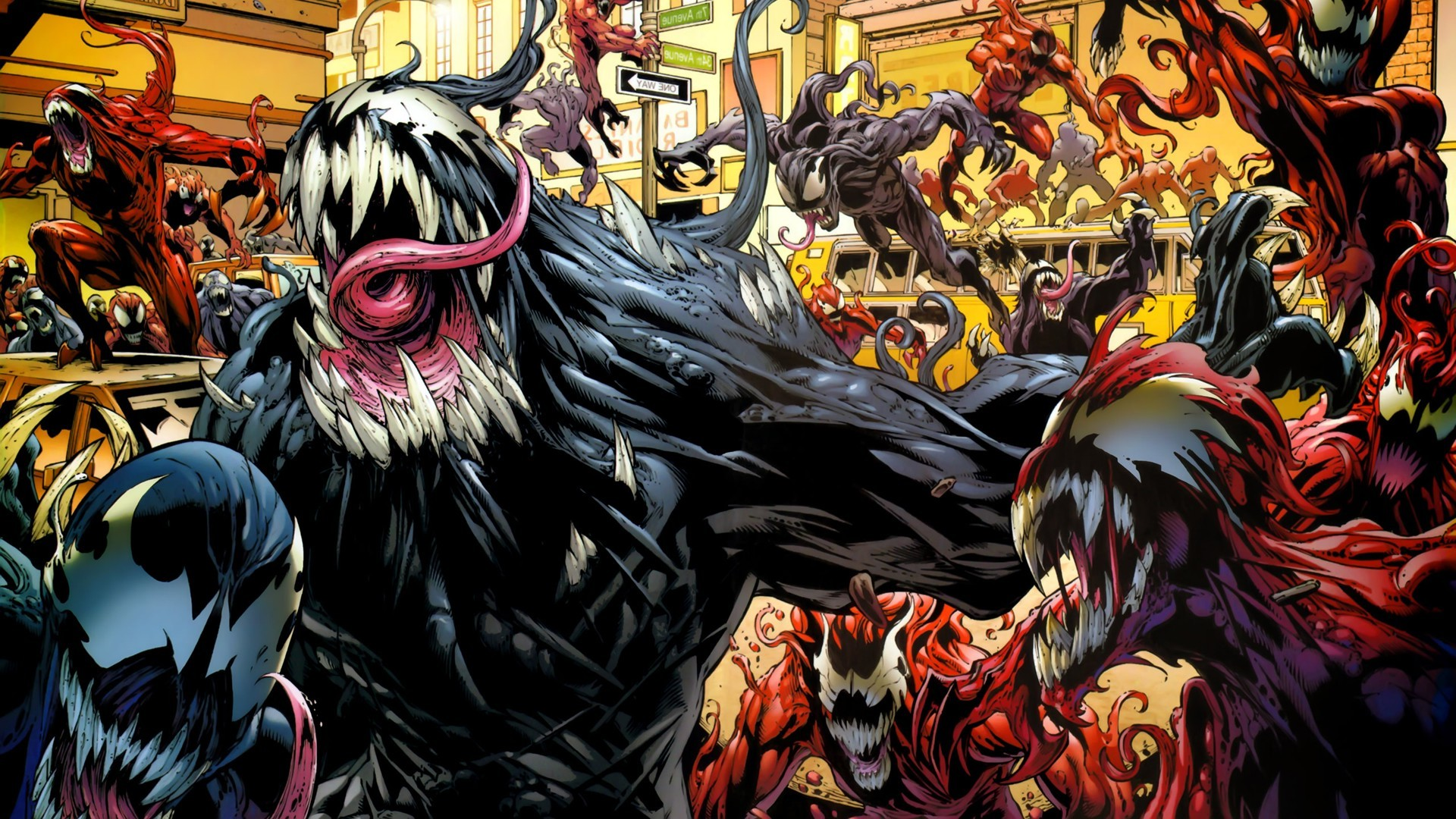Carnage Wallpapers, Images, Wallpapers of Carnage in 100% Quality .