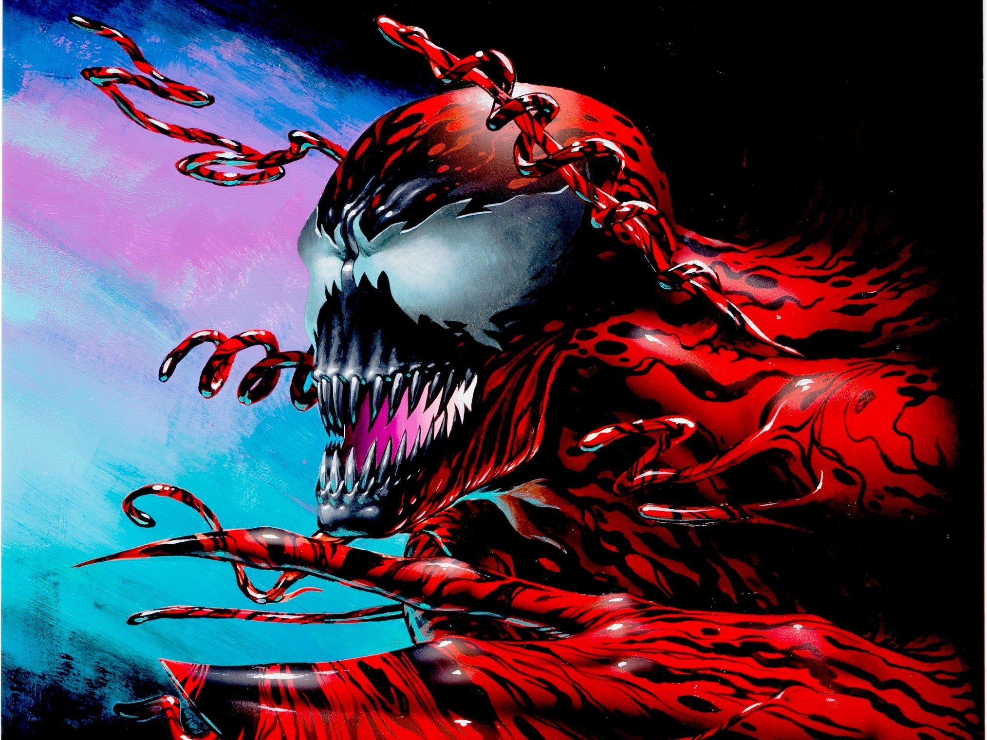 Comics – Carnage Carnage (Marvel) Wallpaper