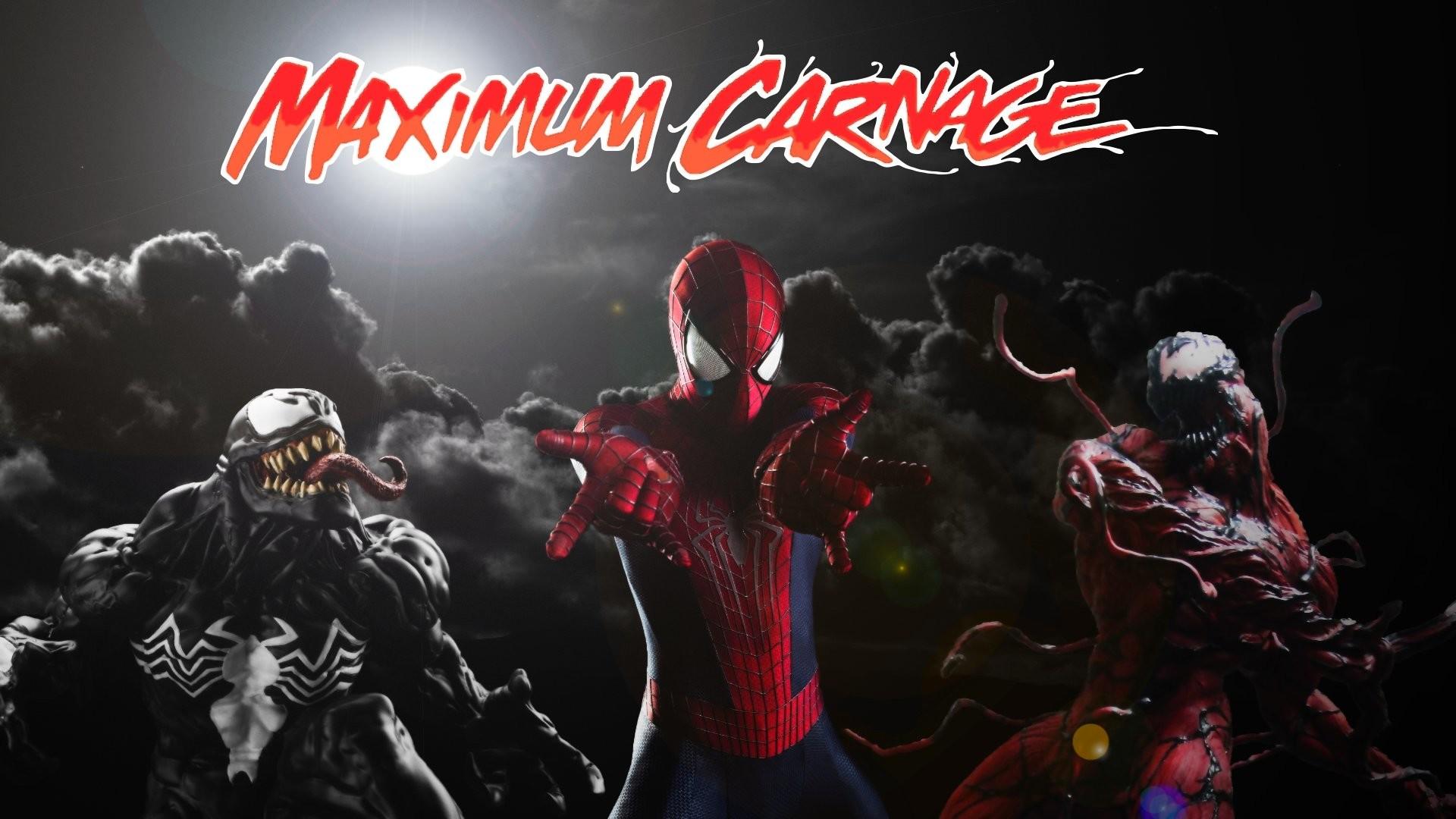 Spider-Man & Venom: Maximum Carnage Info, Boxart, Banners, Fanart .