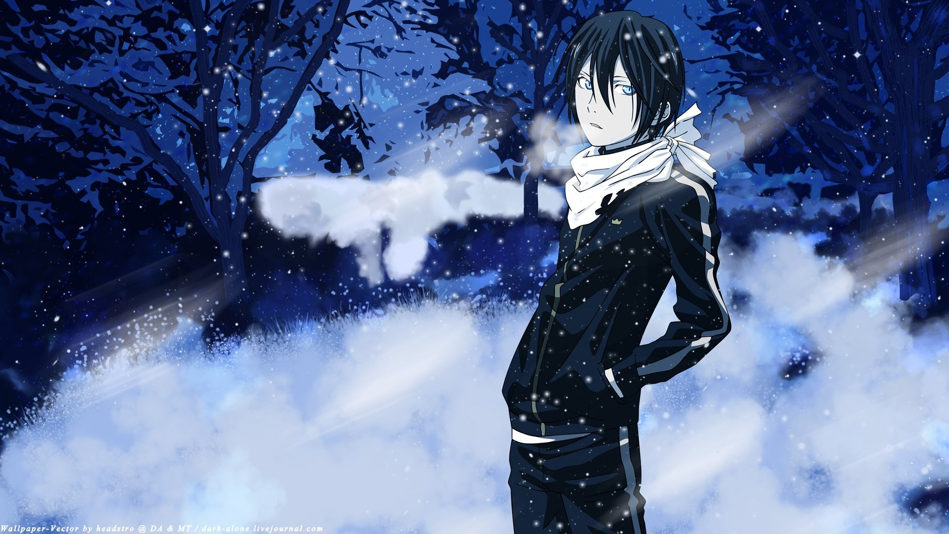 HD Wallpaper   Background ID:548272. Anime Noragami