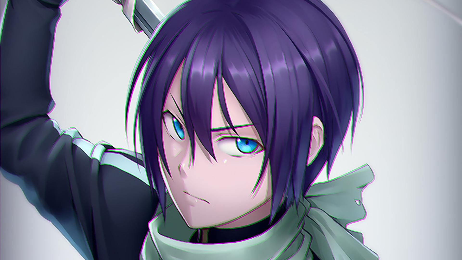82 Yato (Noragami) HD Wallpapers   Backgrounds – Wallpaper Abyss