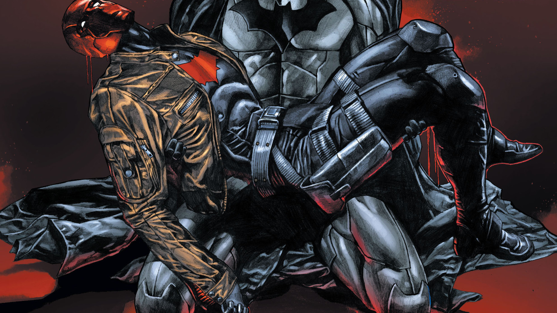 HD Wallpaper | Background ID:391217. Comics Red Hood and the  Outlaws