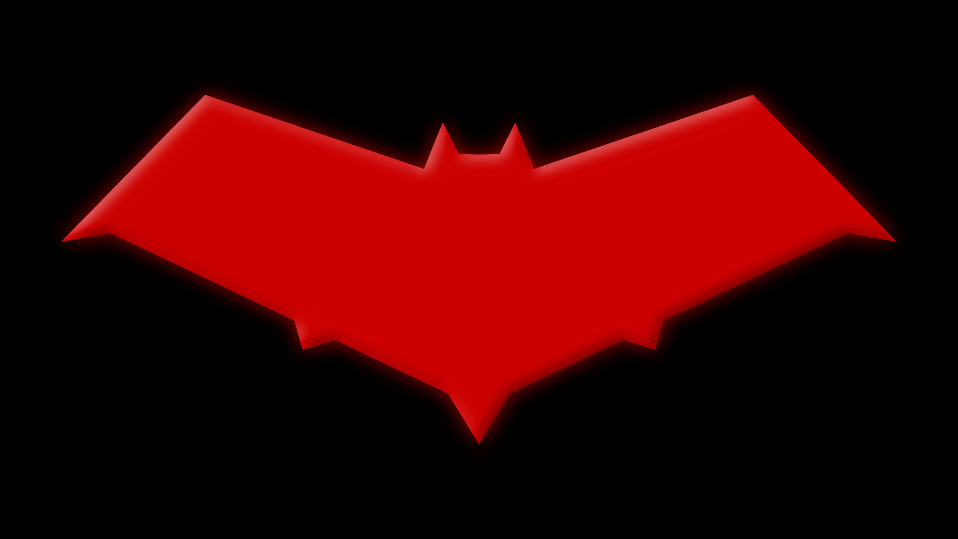 <b>DC</b> COMICS Batman Arkham Knight <b>Red