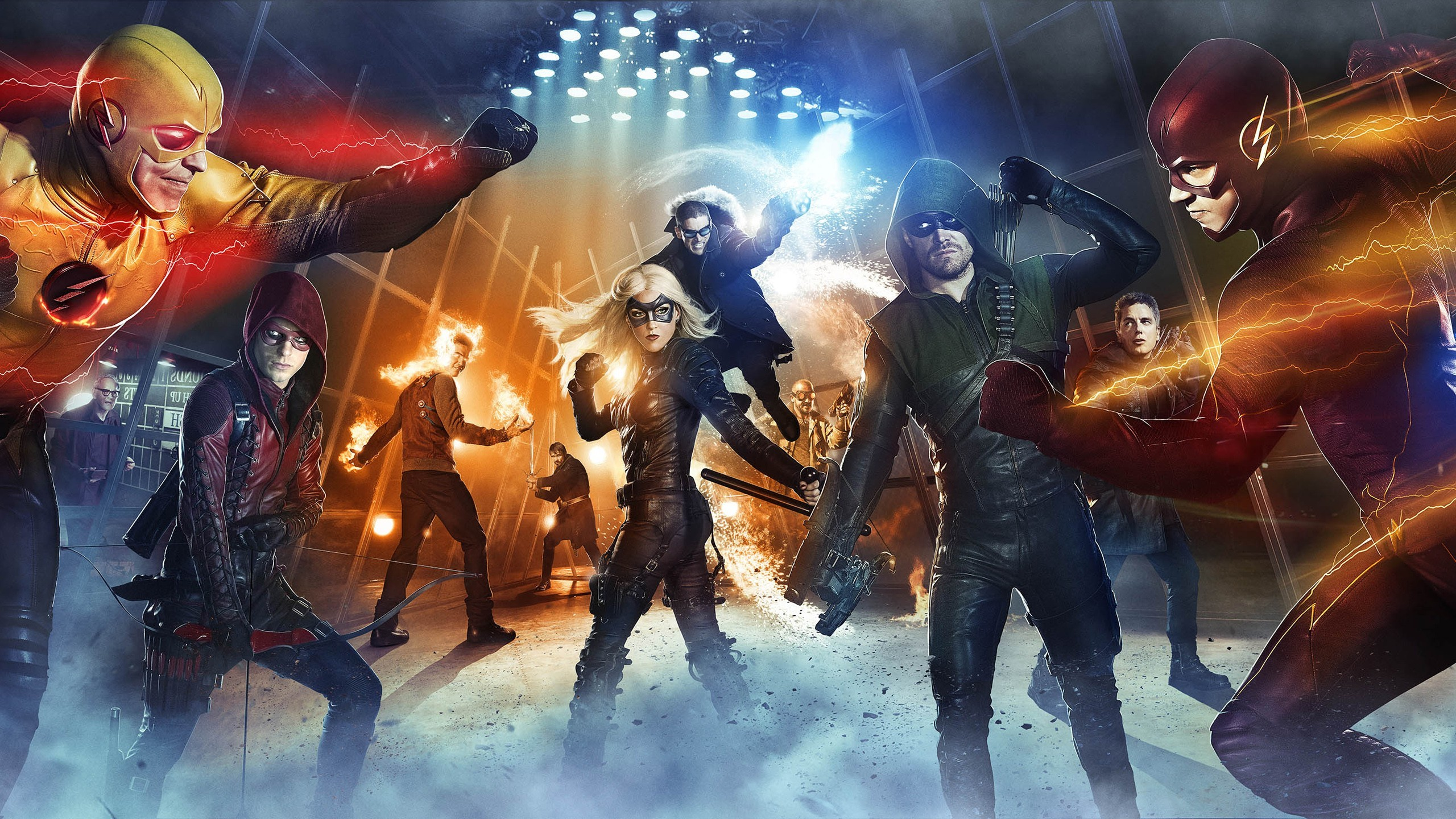Download The <b>Flash Arrow HD</b> 4k <b>
