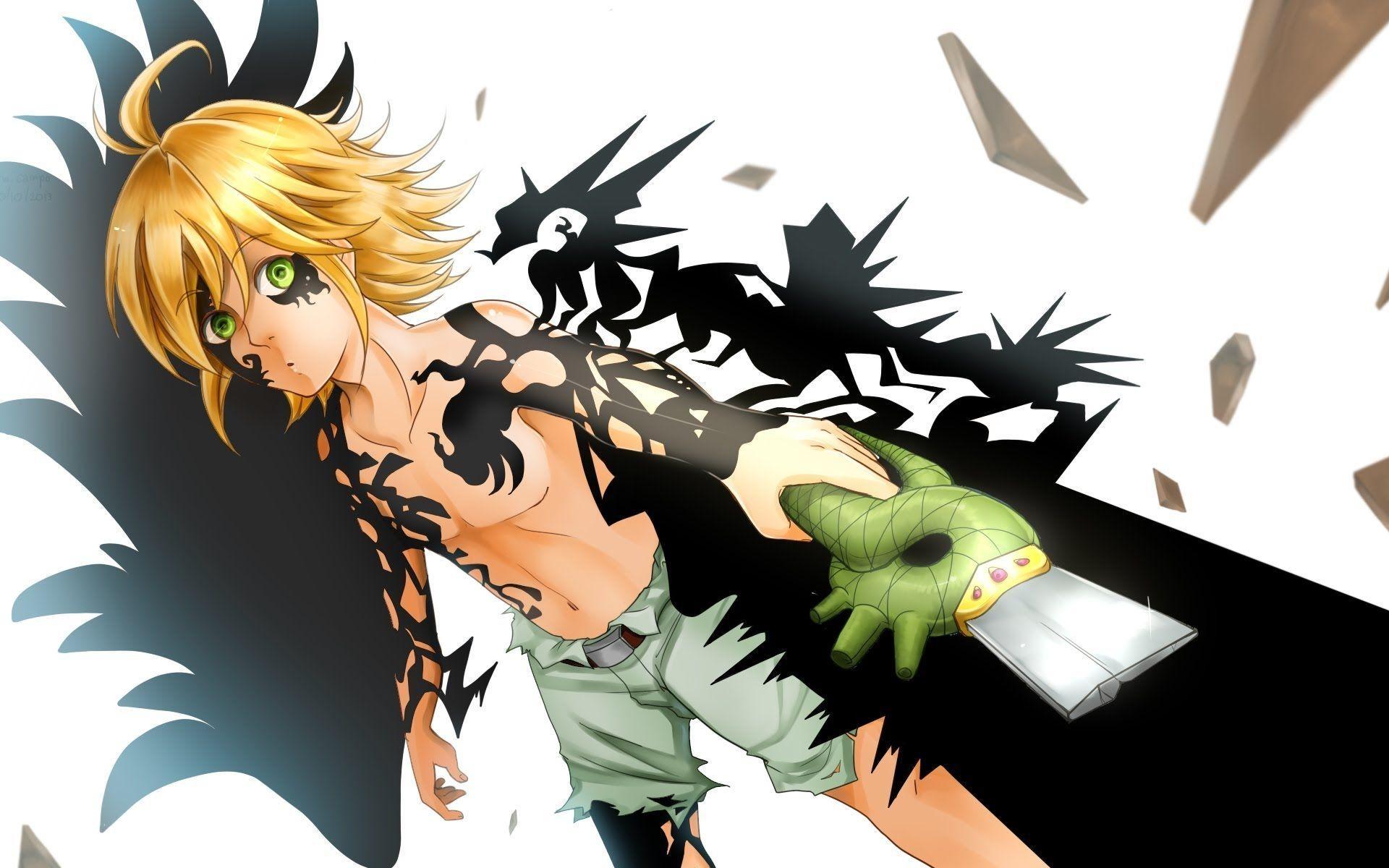 Nanatsu no taizai – The Seven Deadly Sins Wallpaper (.