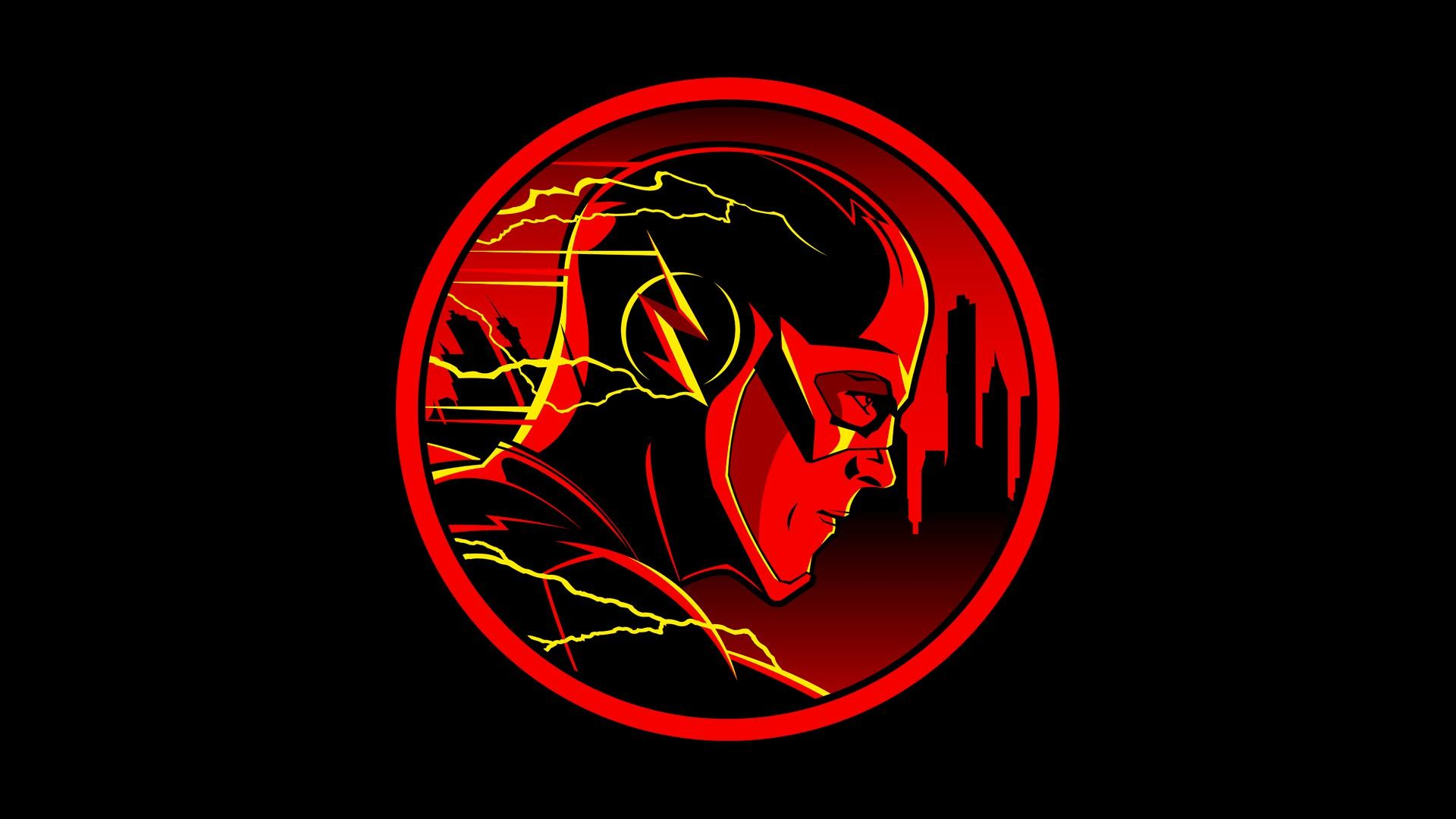 … The Flash Logo Desktop Wallpaper … cw logo wallpaper superhero  crossover – photo #33 .
