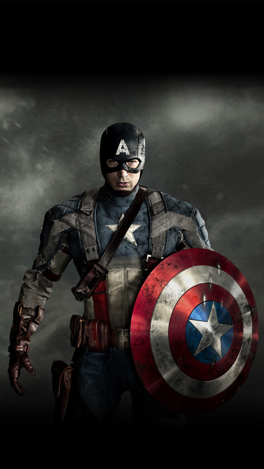 Wallpaper Captain America 3D – image #820620