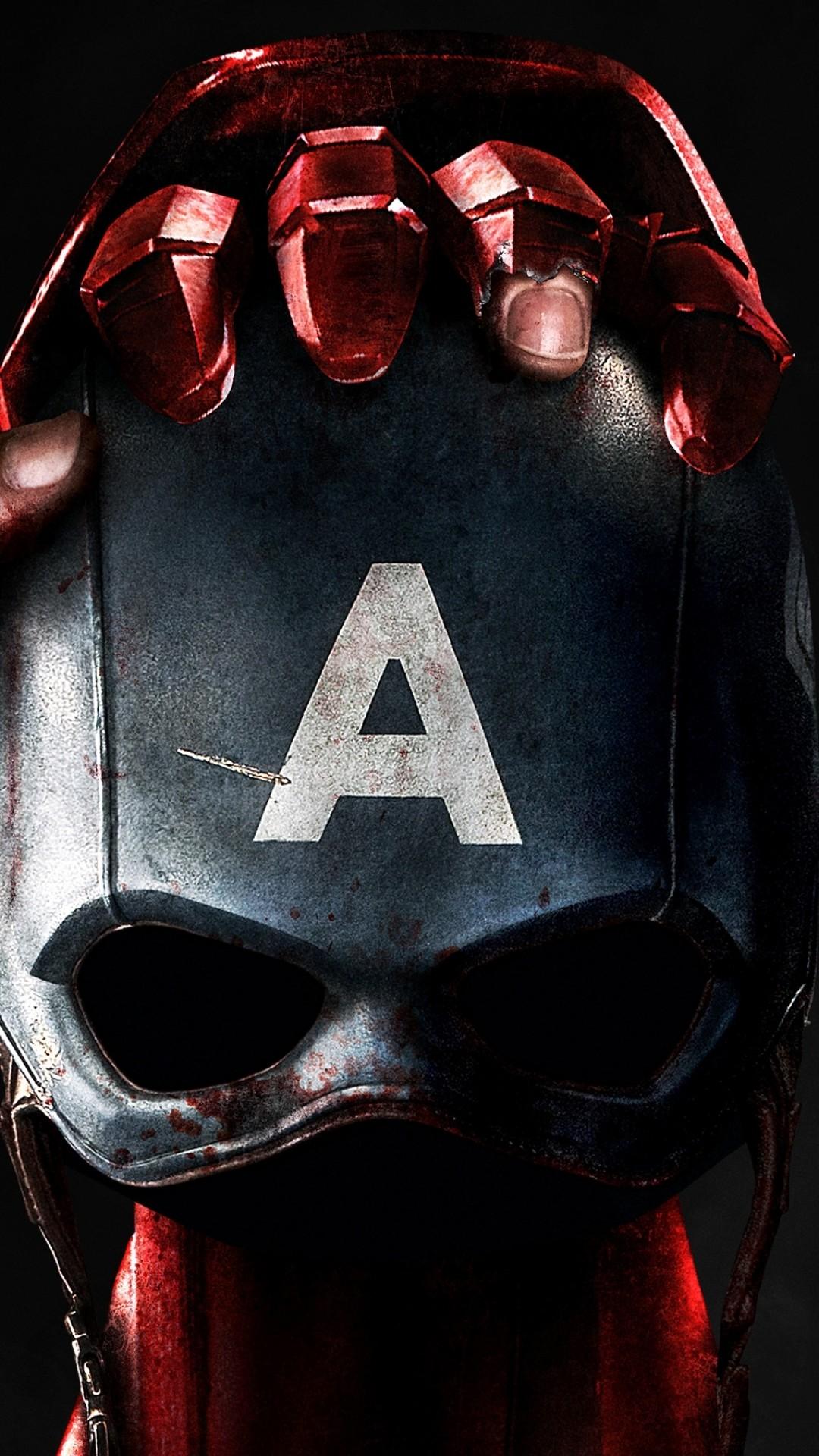 <b>Captain America</b> Shield <b>Wallpaper</