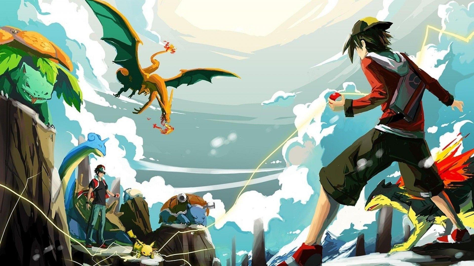 204 All Legendary Pokemon