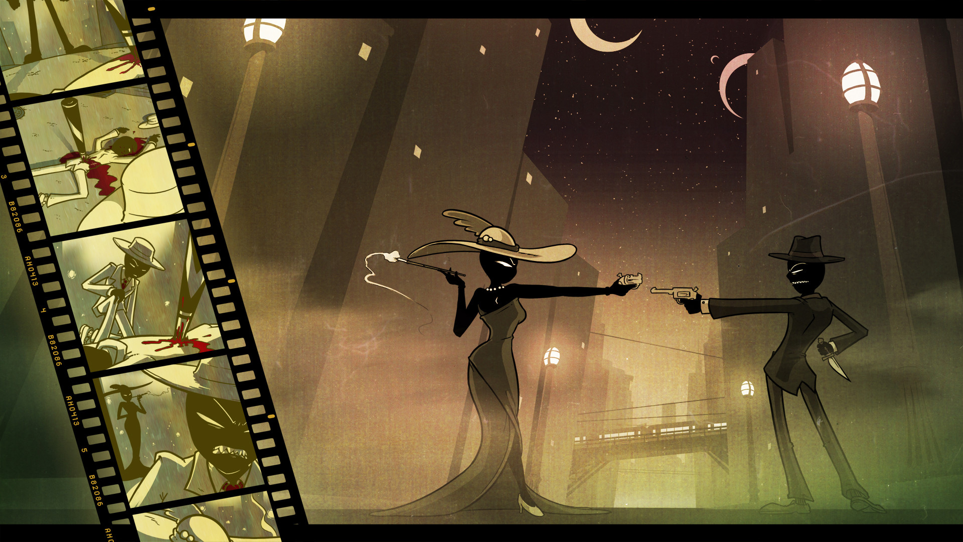 Comics – Homestuck Cartoon Dark Wallpaper