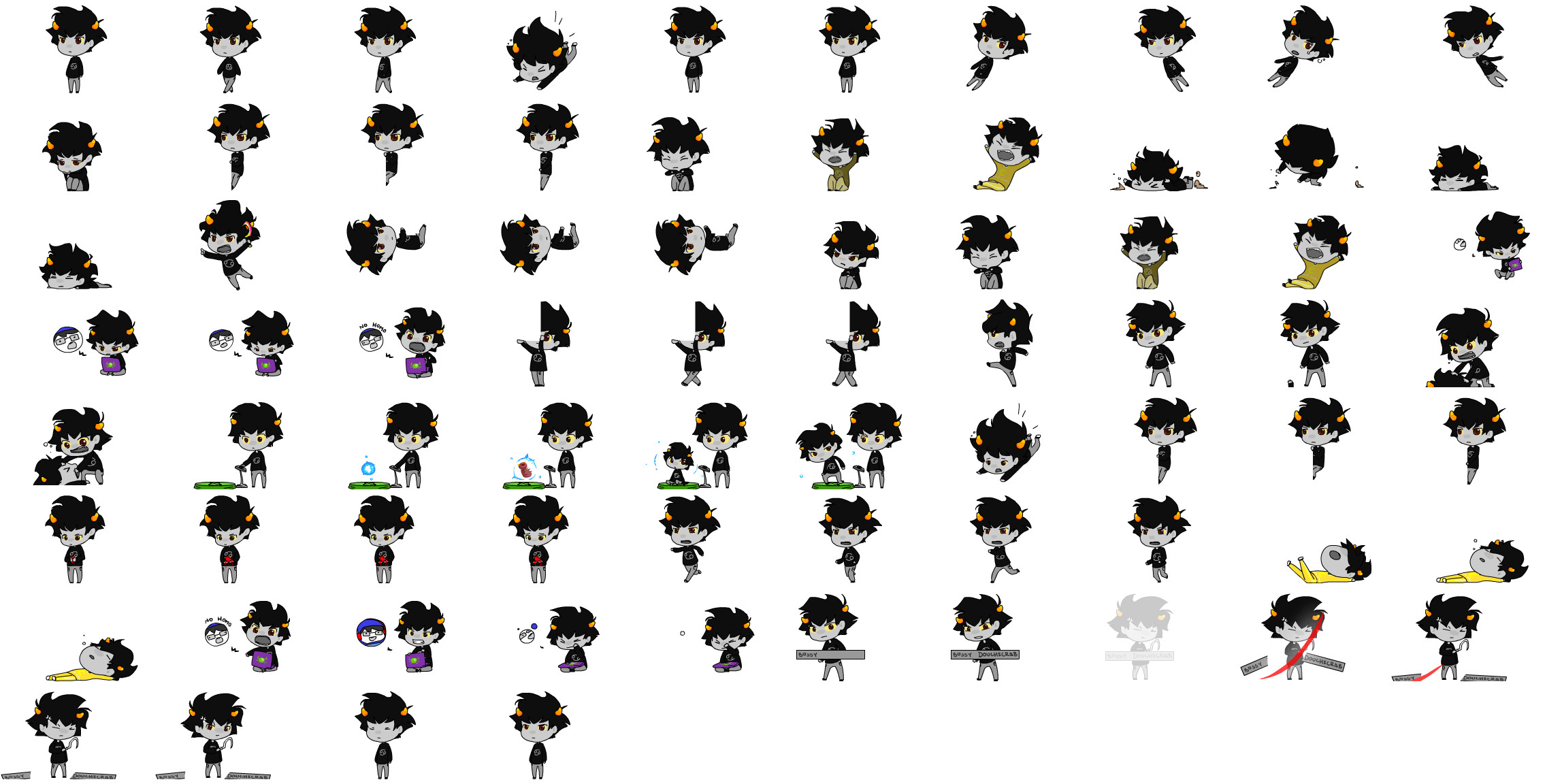 karkat by NiftyApplestar preview download