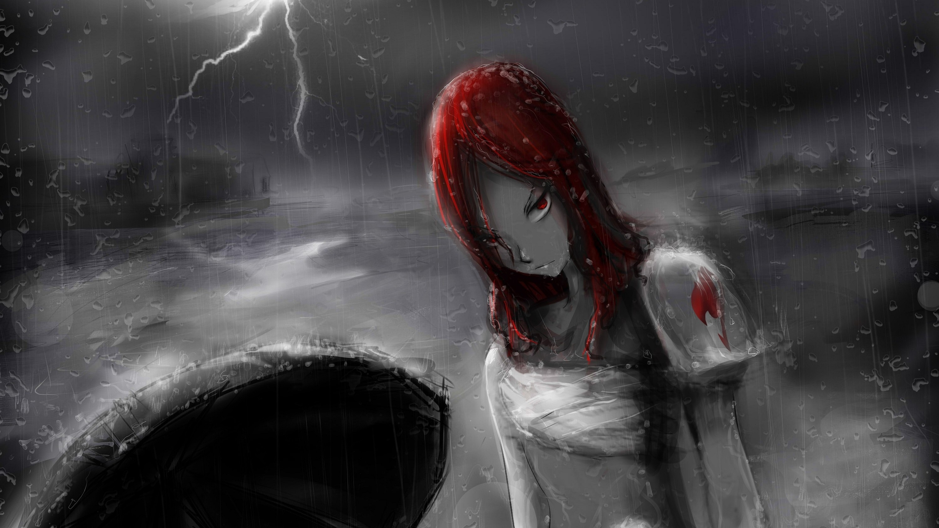 282 Erza Scarlet HD Wallpapers | Backgrounds – Wallpaper Abyss – Page 5