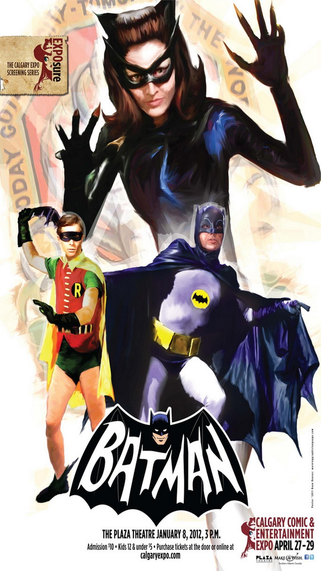 Batman (1966) iPhone 6 Wallpaper, Plus HD | HD Wallpapers and iPhone 6