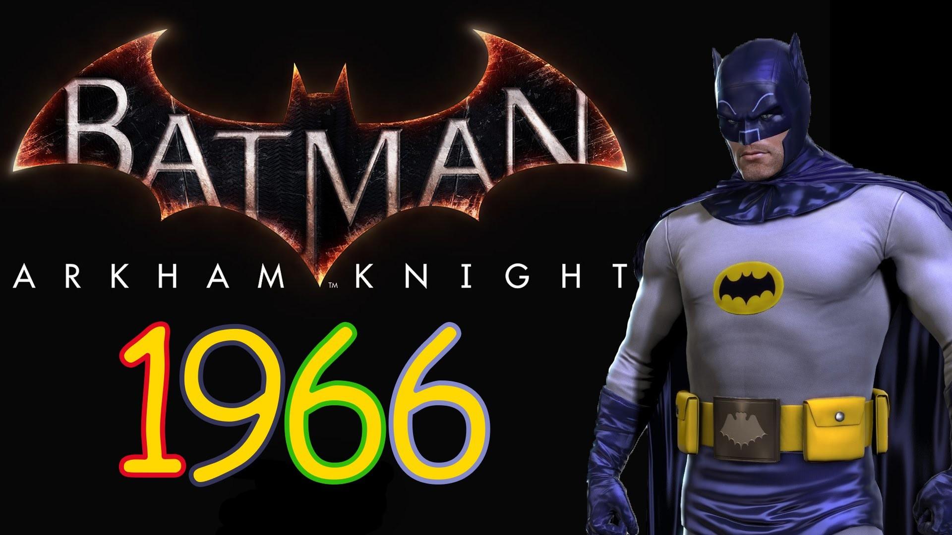 Batman Arkham Knight – 1966