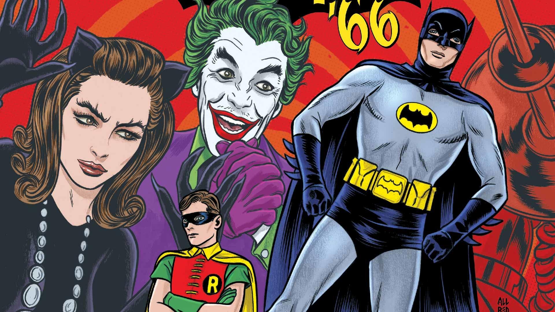 Holy Nostaglia Batman! Adam West And Burt Ward Are Working on New 'Batman'  Project