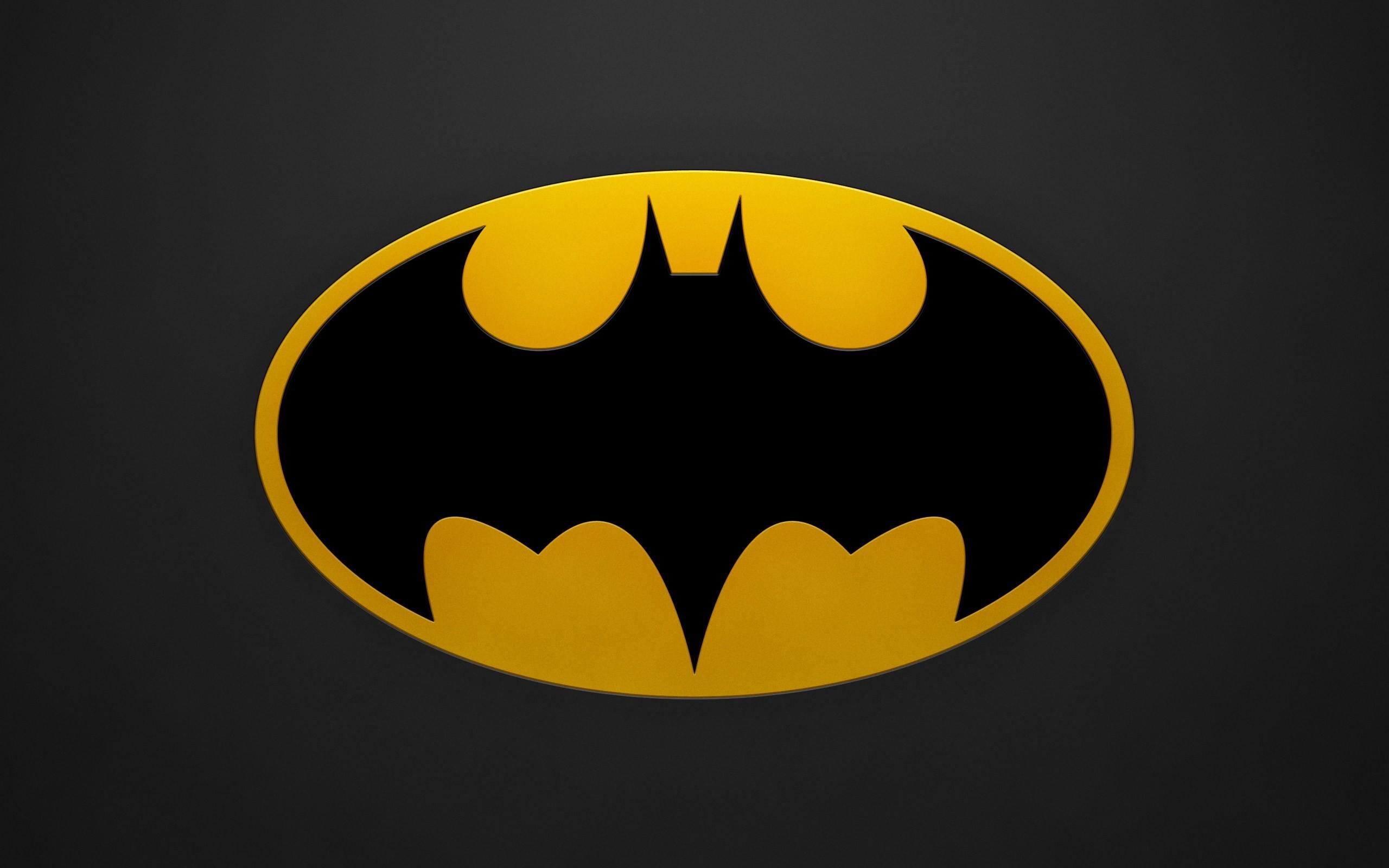Sign Hero Batman Minimalism HD Wallpaper