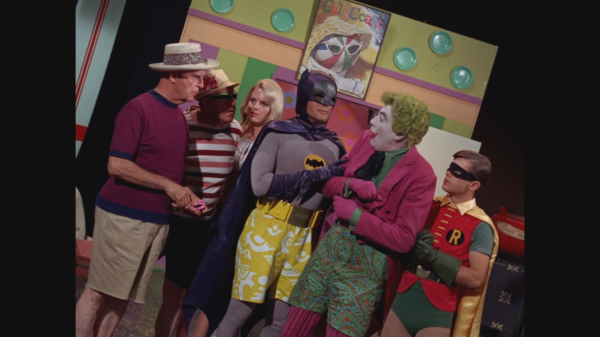 Once considered 'unreleasaable' because of all the legal issues, this  complete series set of the 'Batman' television series isn't quite perfect,  …
