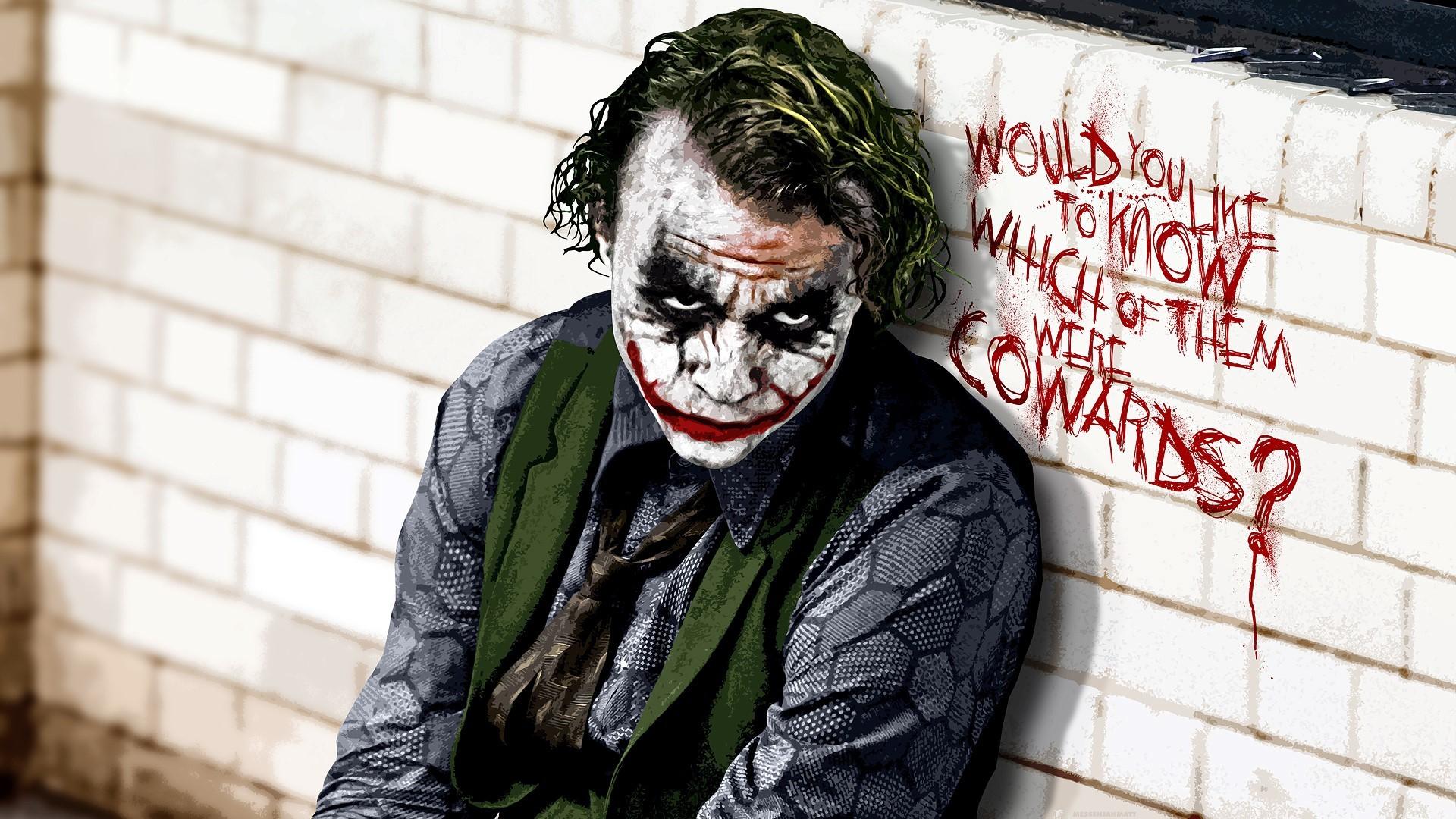 The Joker in Batman Movie Wallpaper | HD Wallpapers