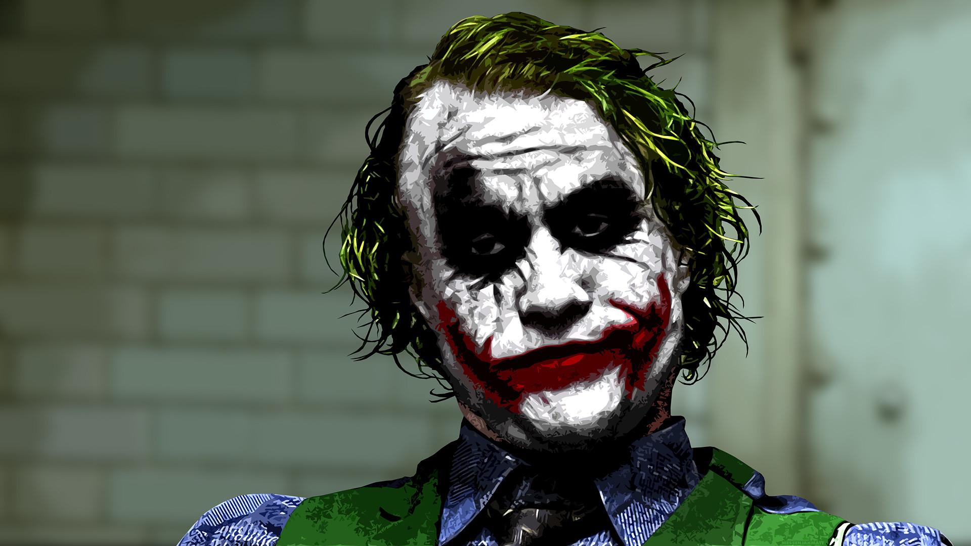 The Joker Wallpapers The Joker Wide Screen Wallpaper
