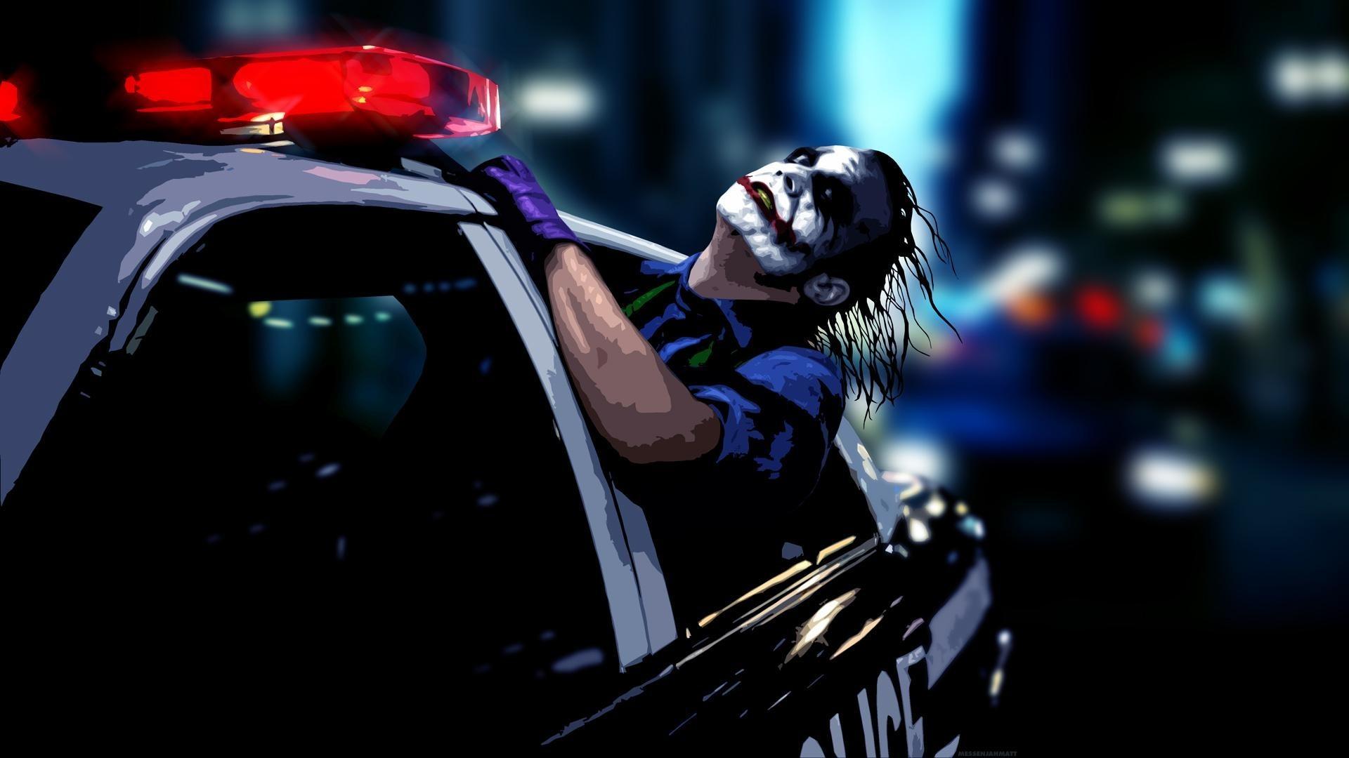 Batman Joker HD Wallpaper