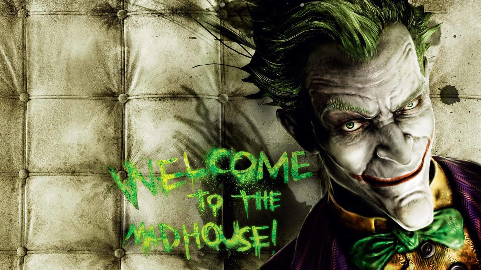 Joker The Dark Knight Artistic Wallpaper