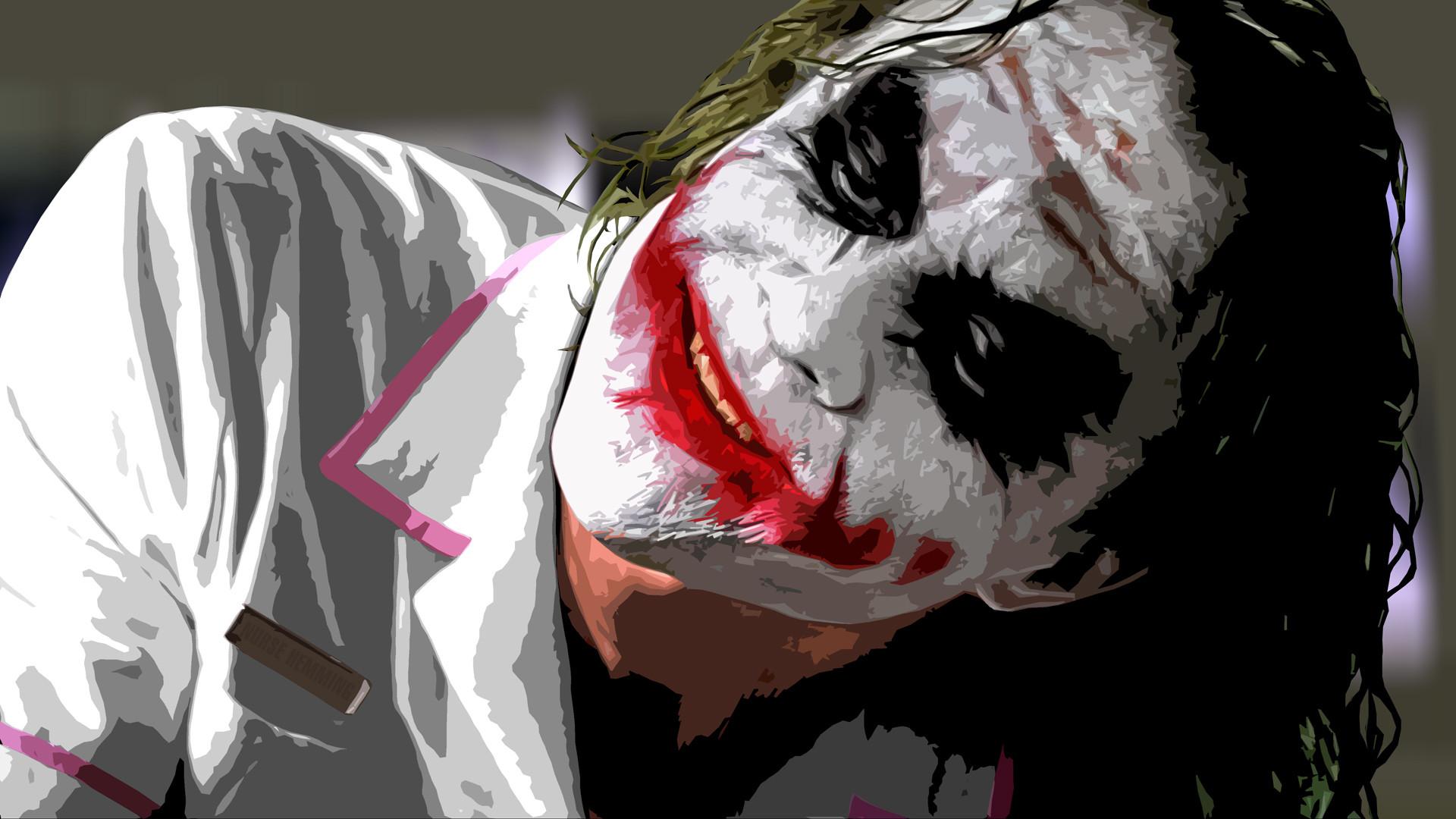 Heath Ledger/The Joker