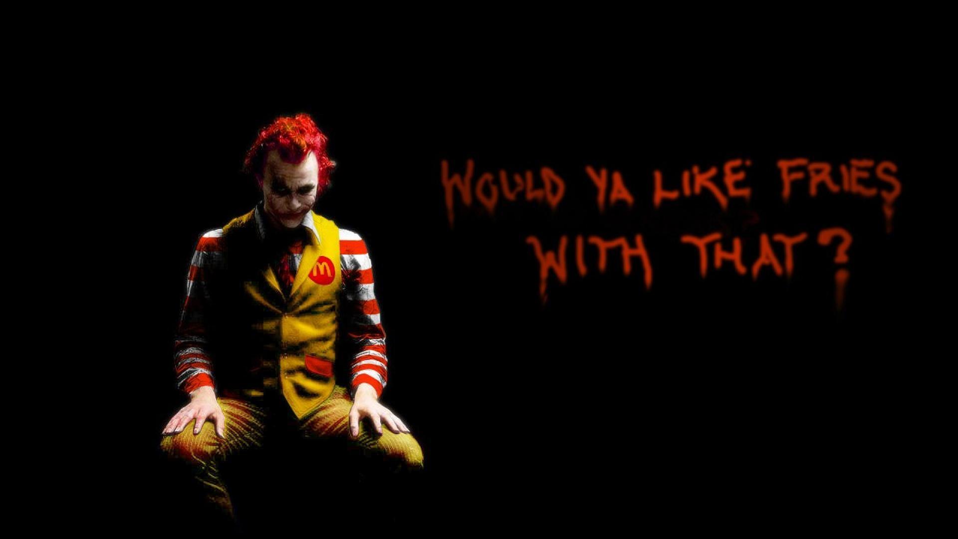 Joker Wallpaper HD Resolution