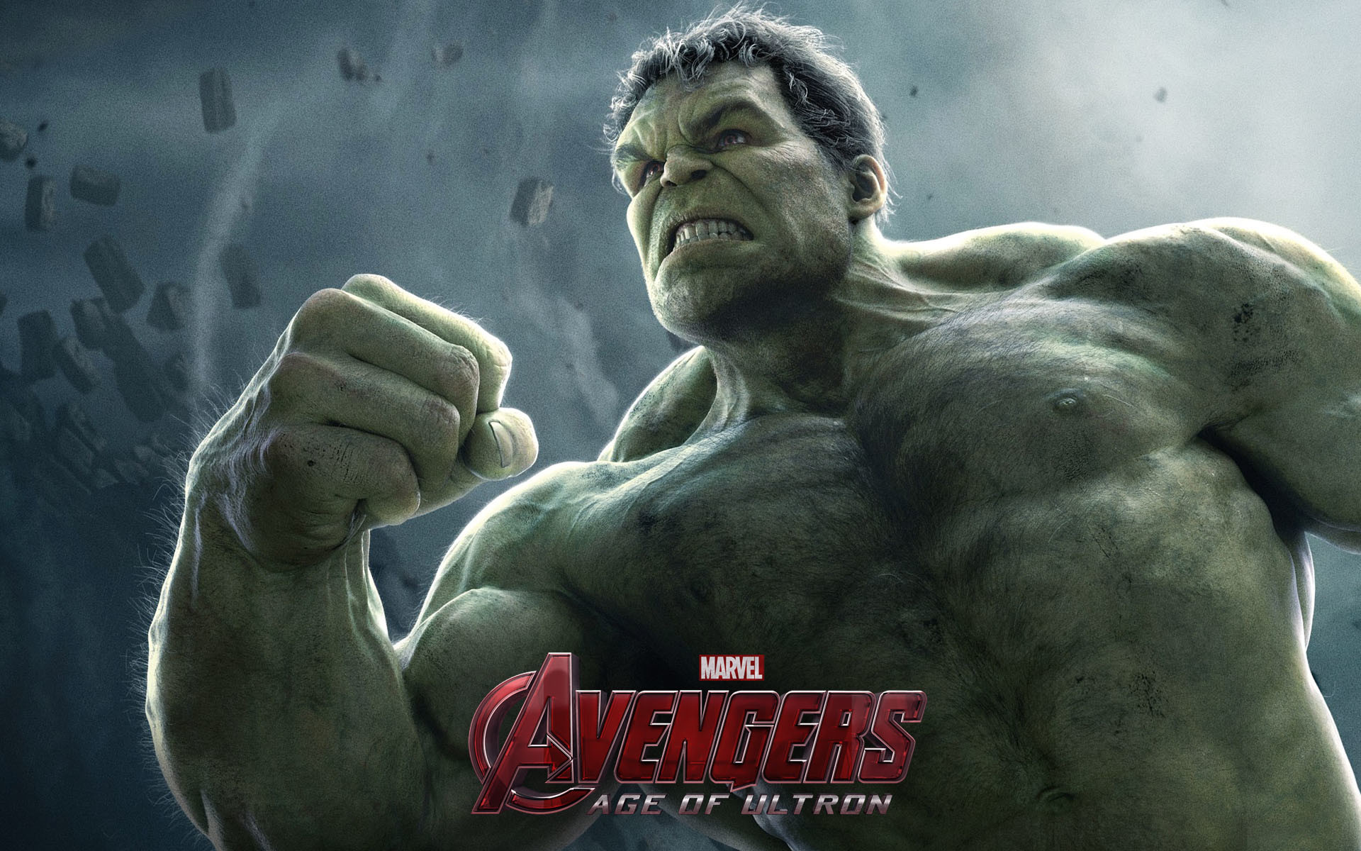 Hulk Avengers HD Wallpaper