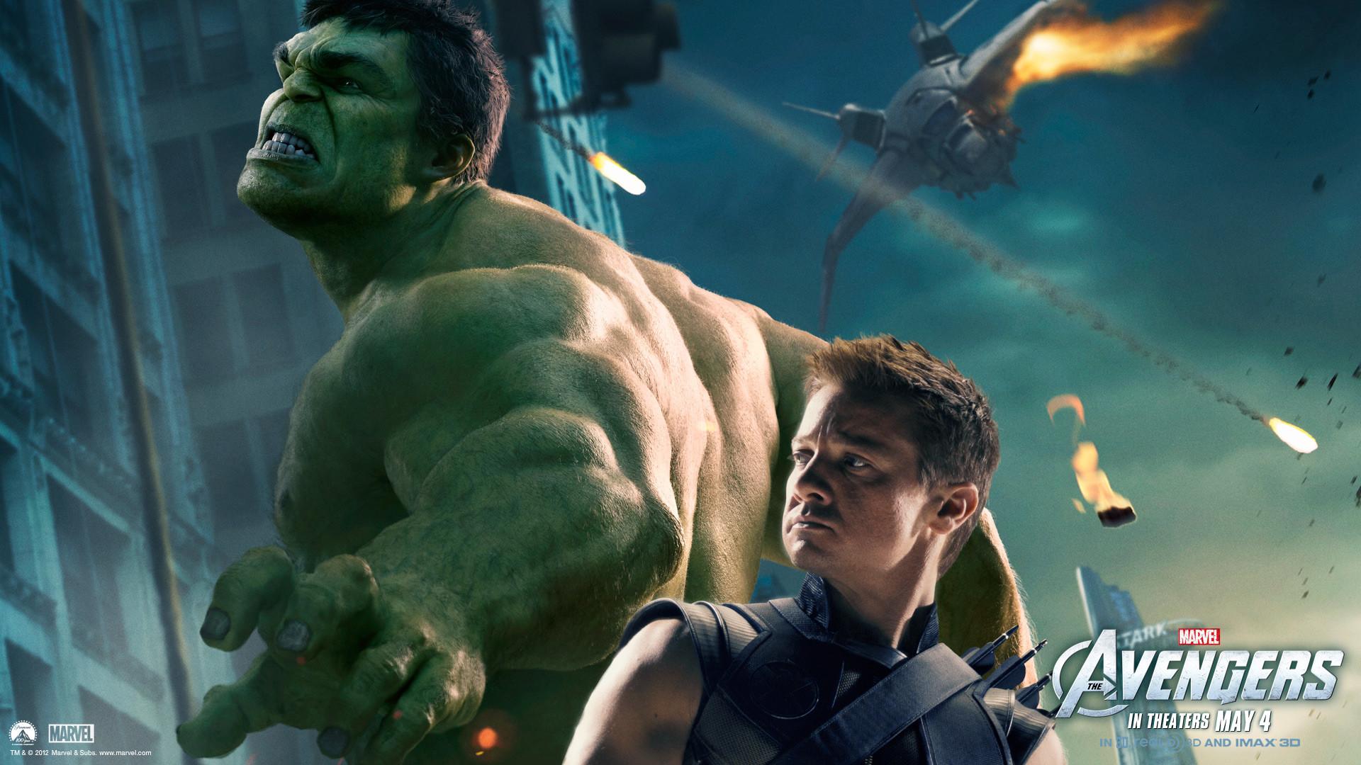 Hulk Avengers Wallpaper