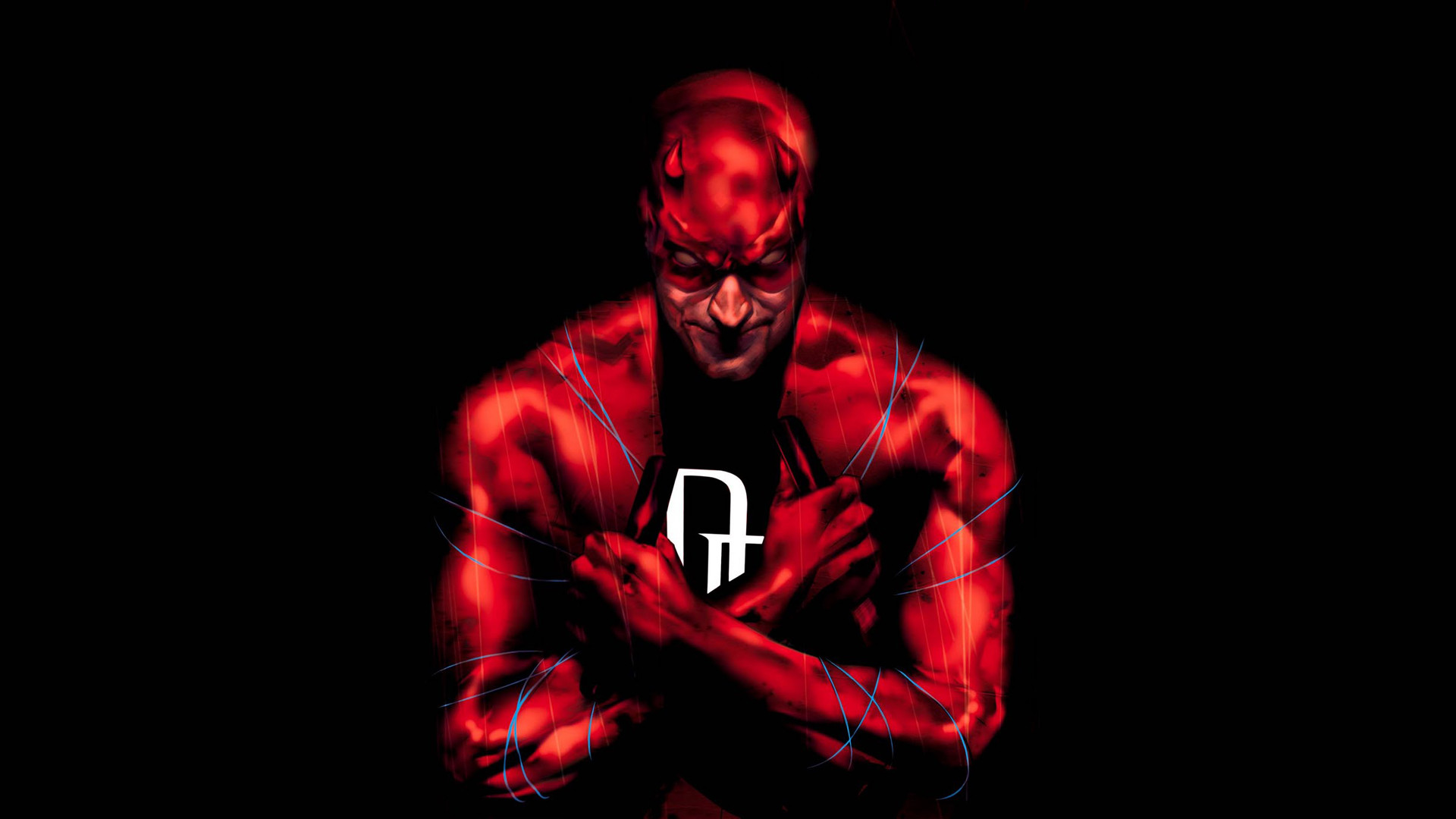 … Background Full HD 1080p. Wallpaper daredevil, art, marvel  comics