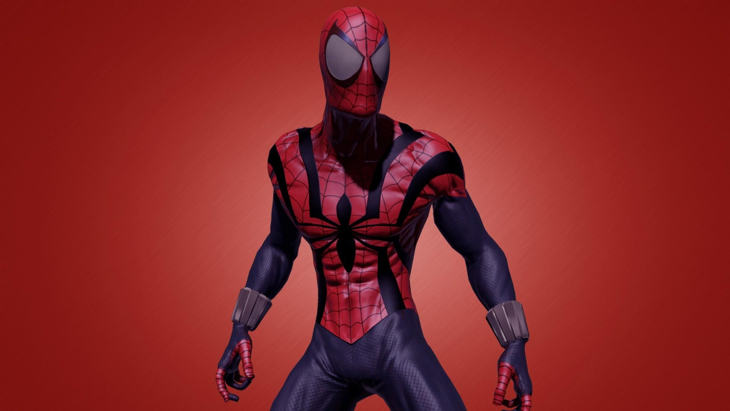 Download Wallpaper Comics, Marvel, Spider-man Mac iMac .