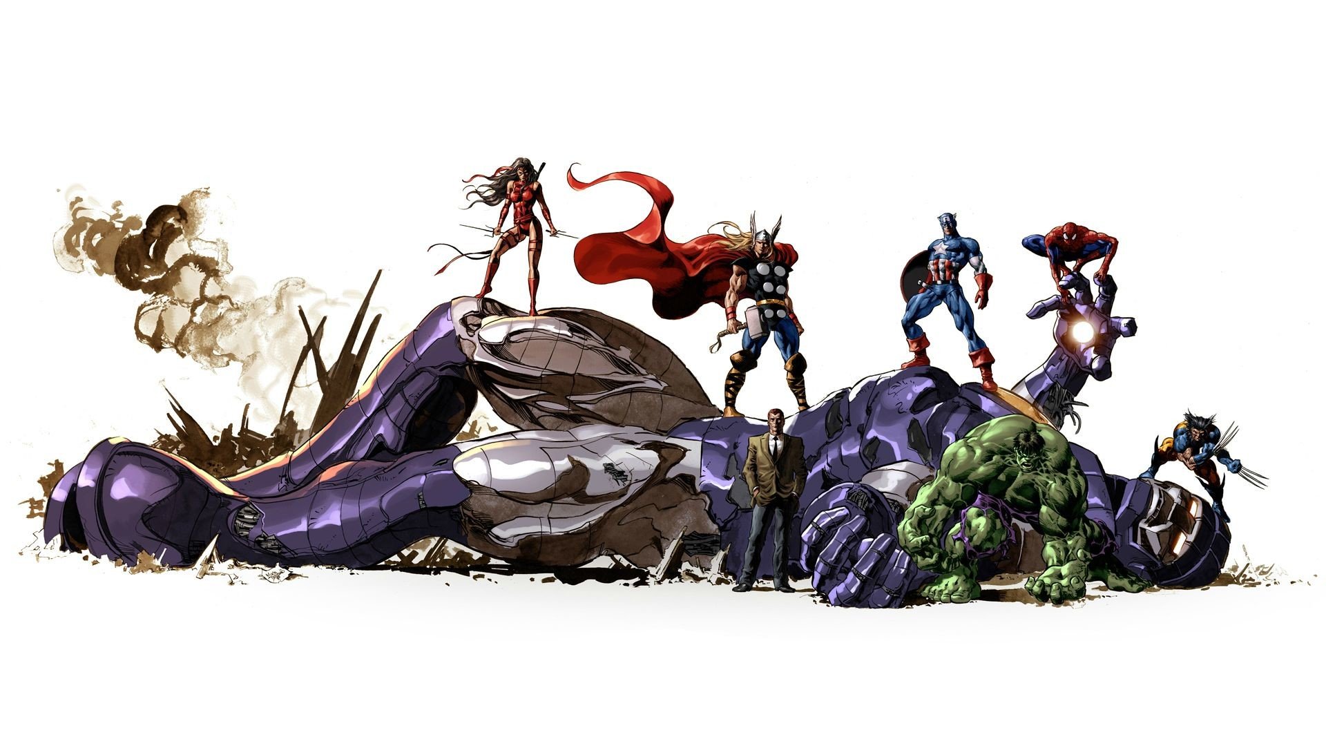 Marvel Wallpaper Collection
