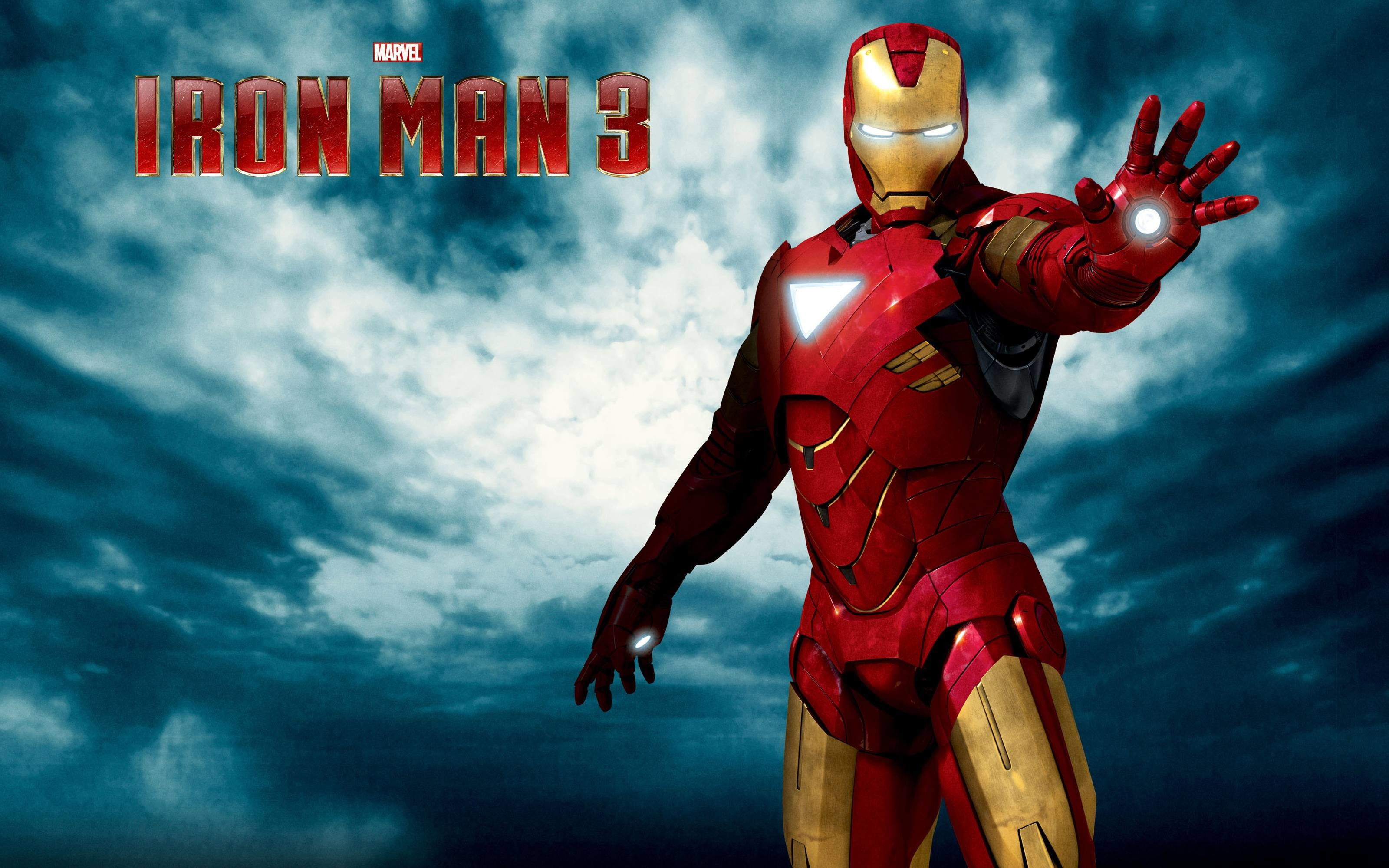 Iron Man 3 Red Yellow Wallpaper – HD Wallpaper Collection – HD .