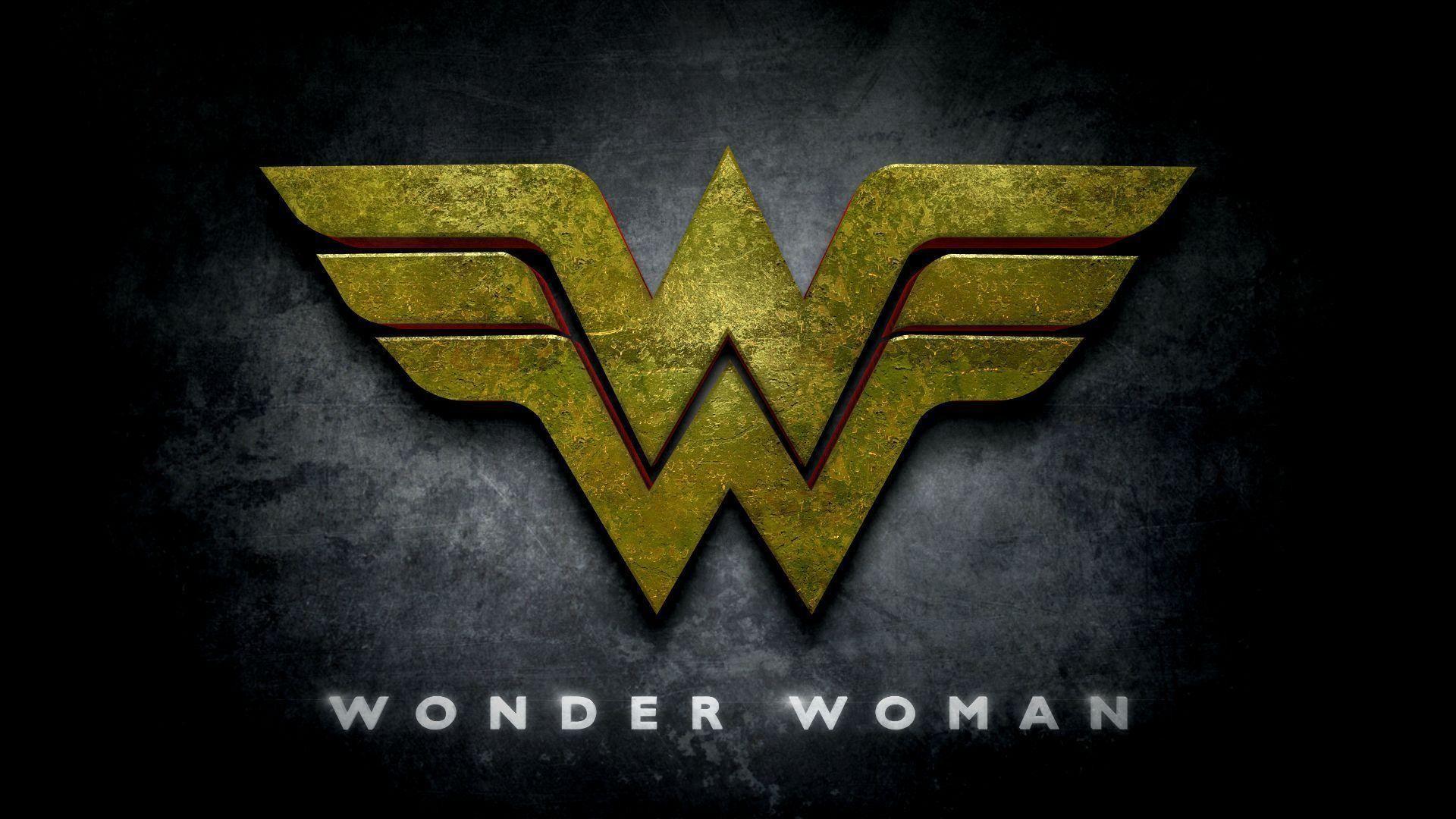 Images For > Wonder Woman Logo Wallpaper