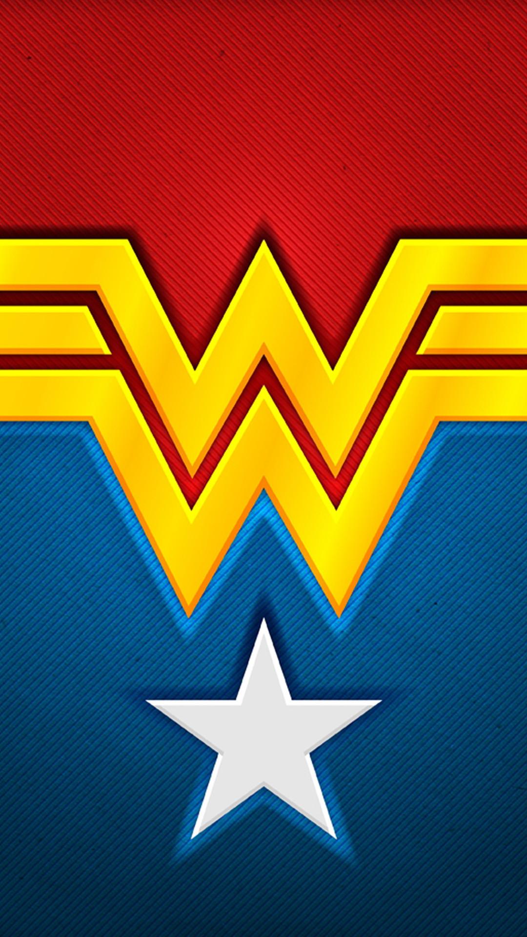 Wonder Woman Xperia Z2 Wallpapers