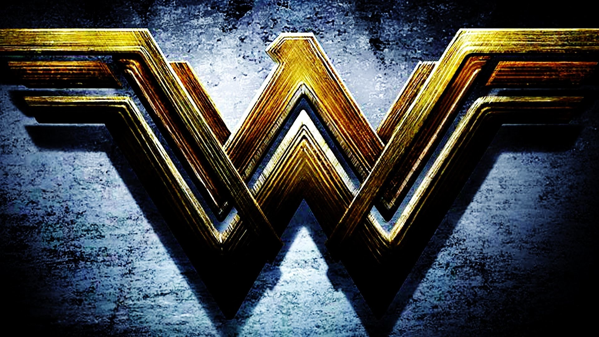 Warner Bros Unveil Official Wonder Woman Movie Logo THOUGHTS!!!