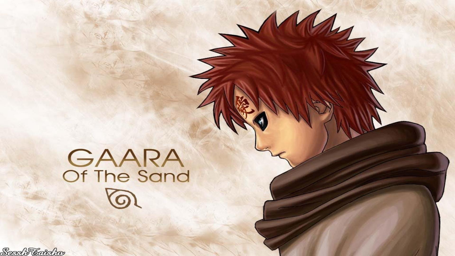 Anime Gaara HD Wallpaper #7900 #3967 Wallpaper   SpotIMG
