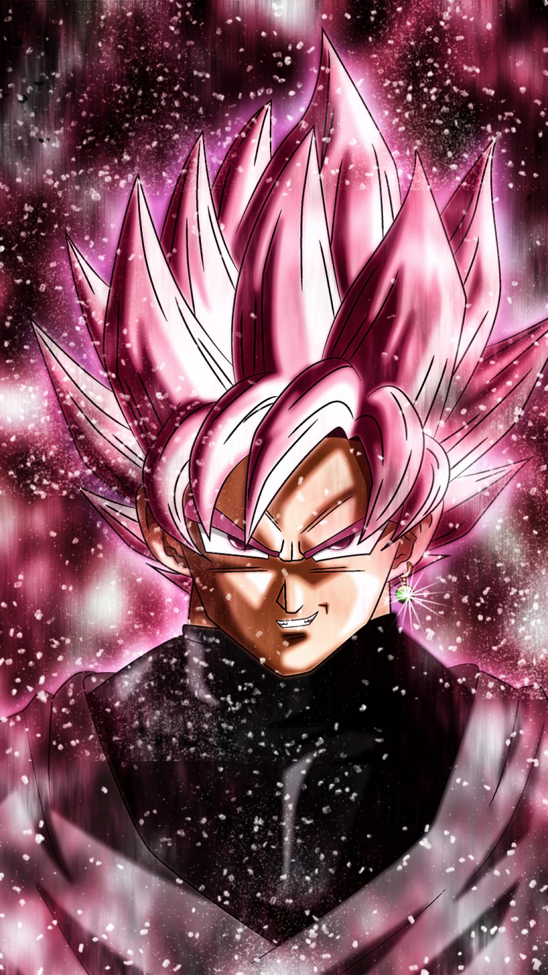 Black Goku, Transform, Dragon Ball