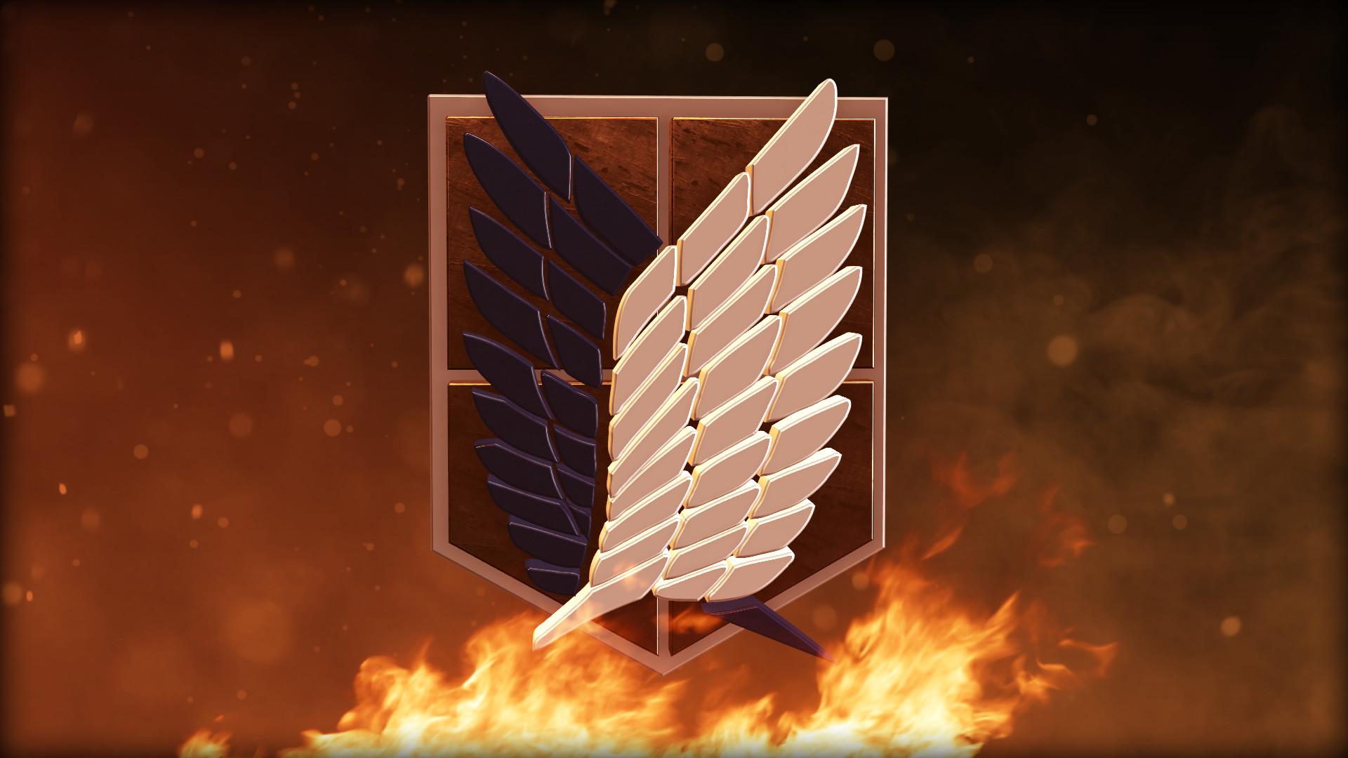 HD Wallpaper   Background ID:505616. Anime Attack On Titan
