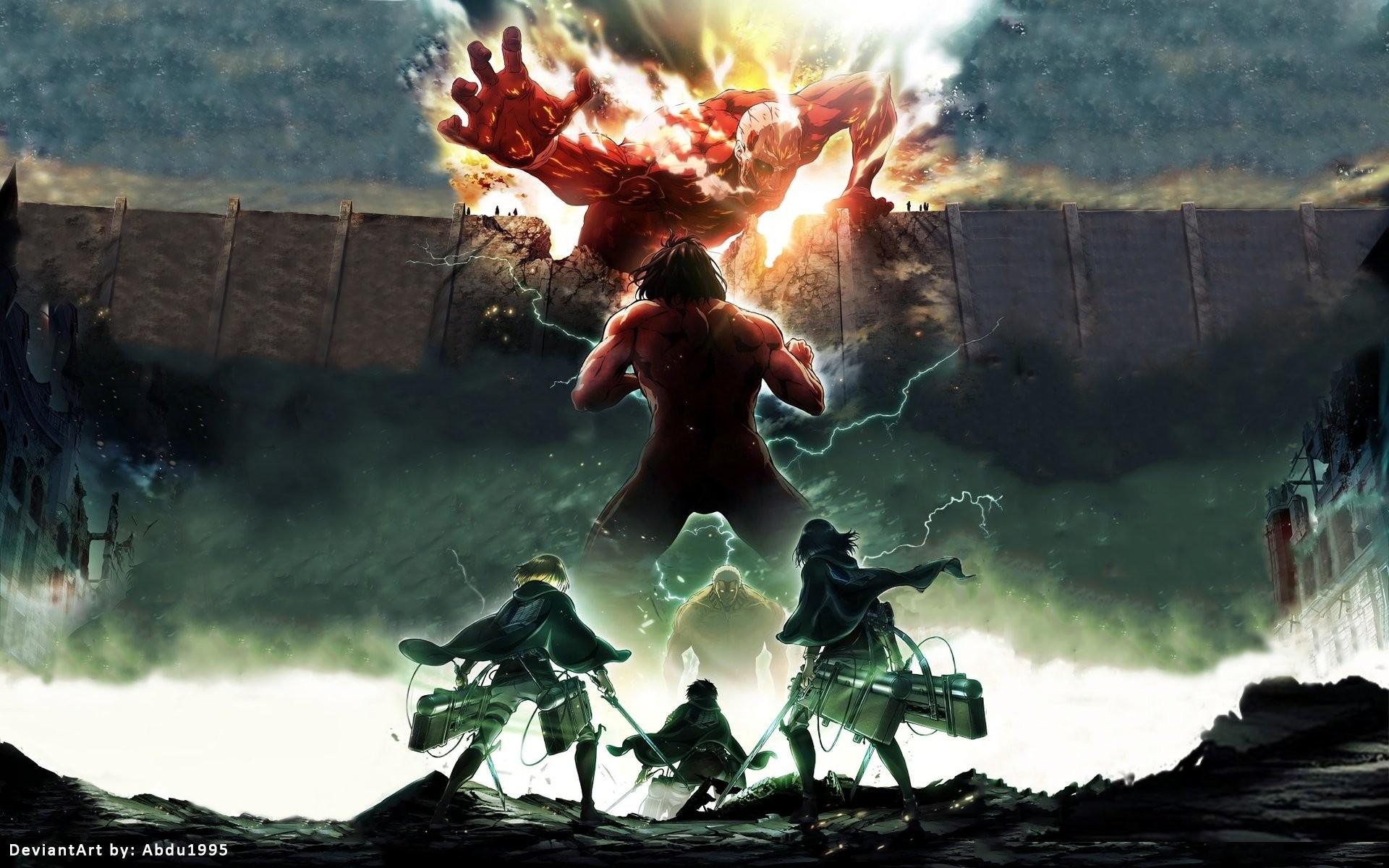 HD Wallpaper   Background ID:786341. Anime Attack On Titan