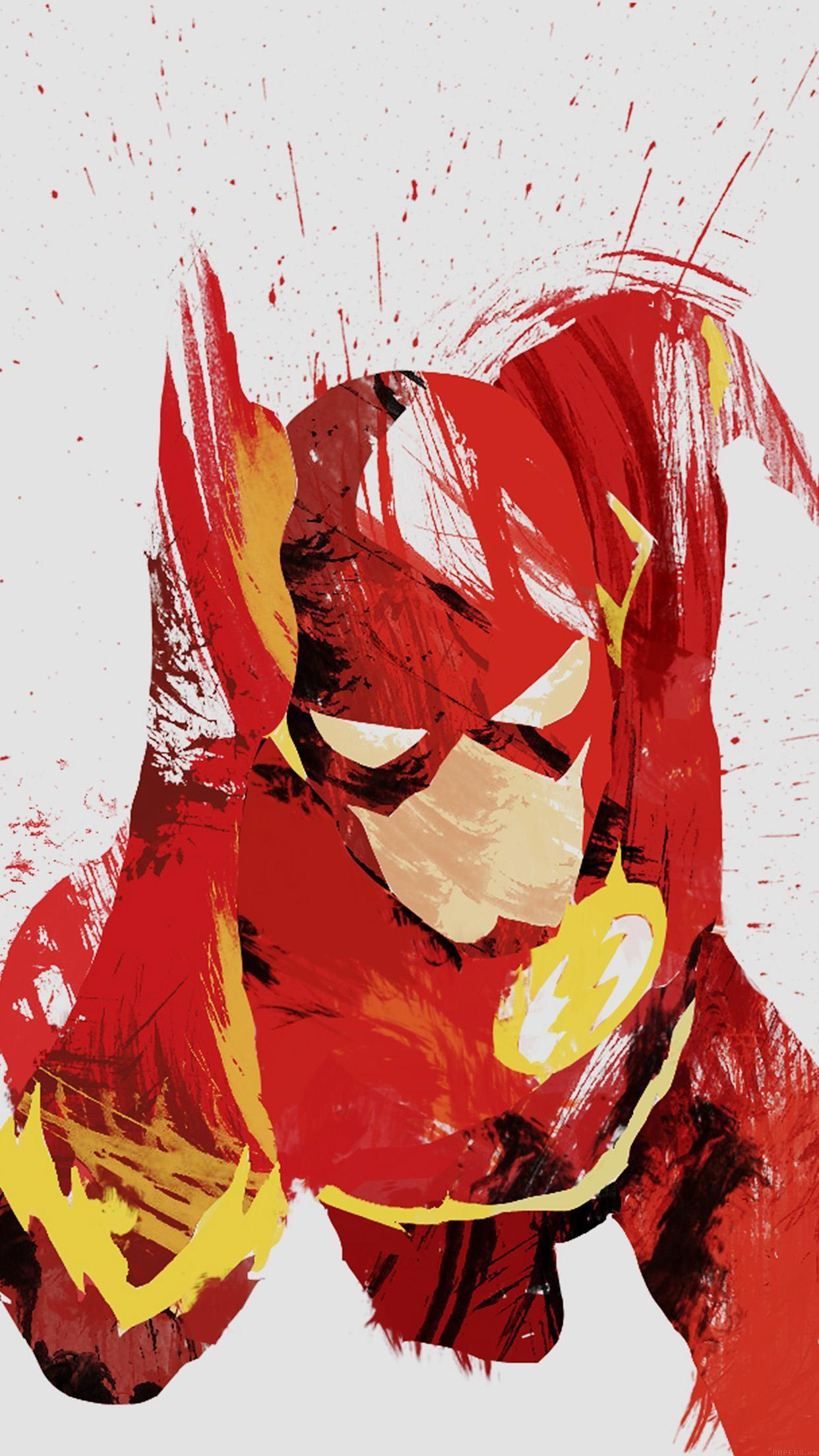 dc-comics-flash-3Wallpapers-iPhone-Parallax