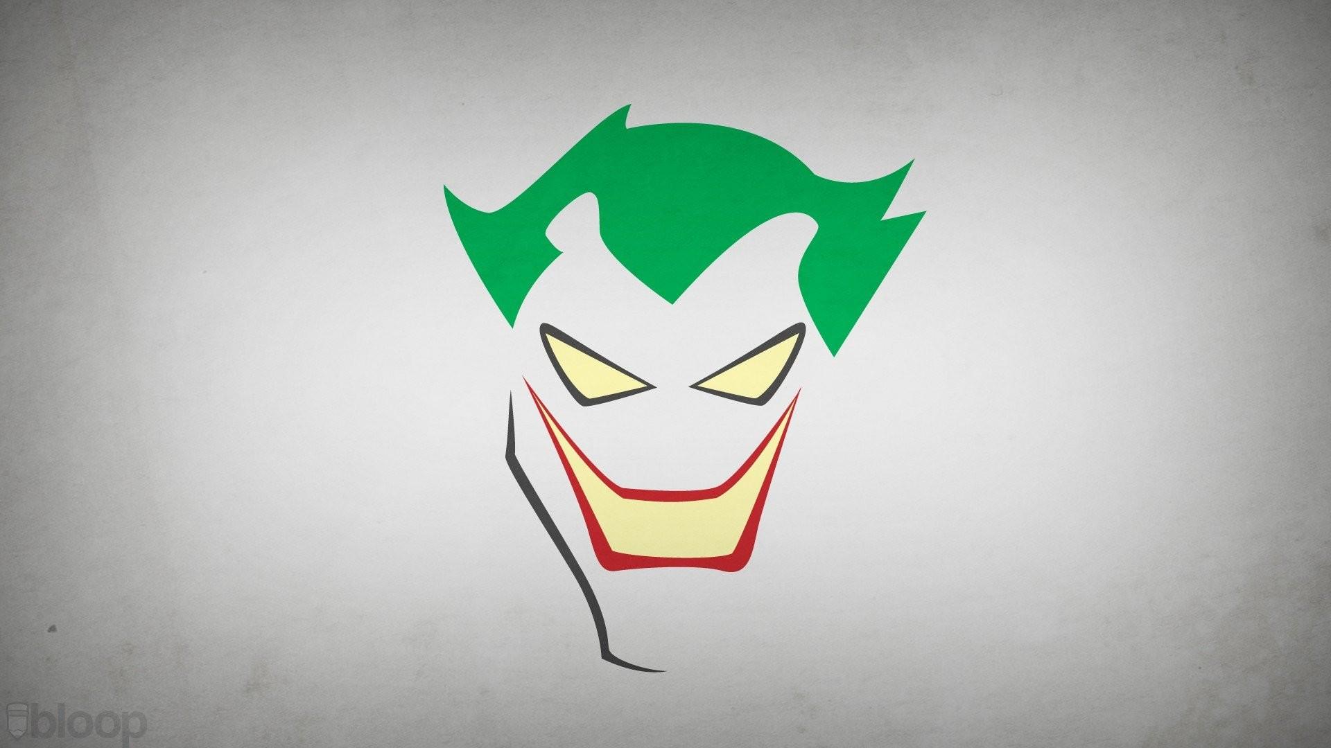 Batman Blo0p Dc Comics Grey Background The Joker Villians …