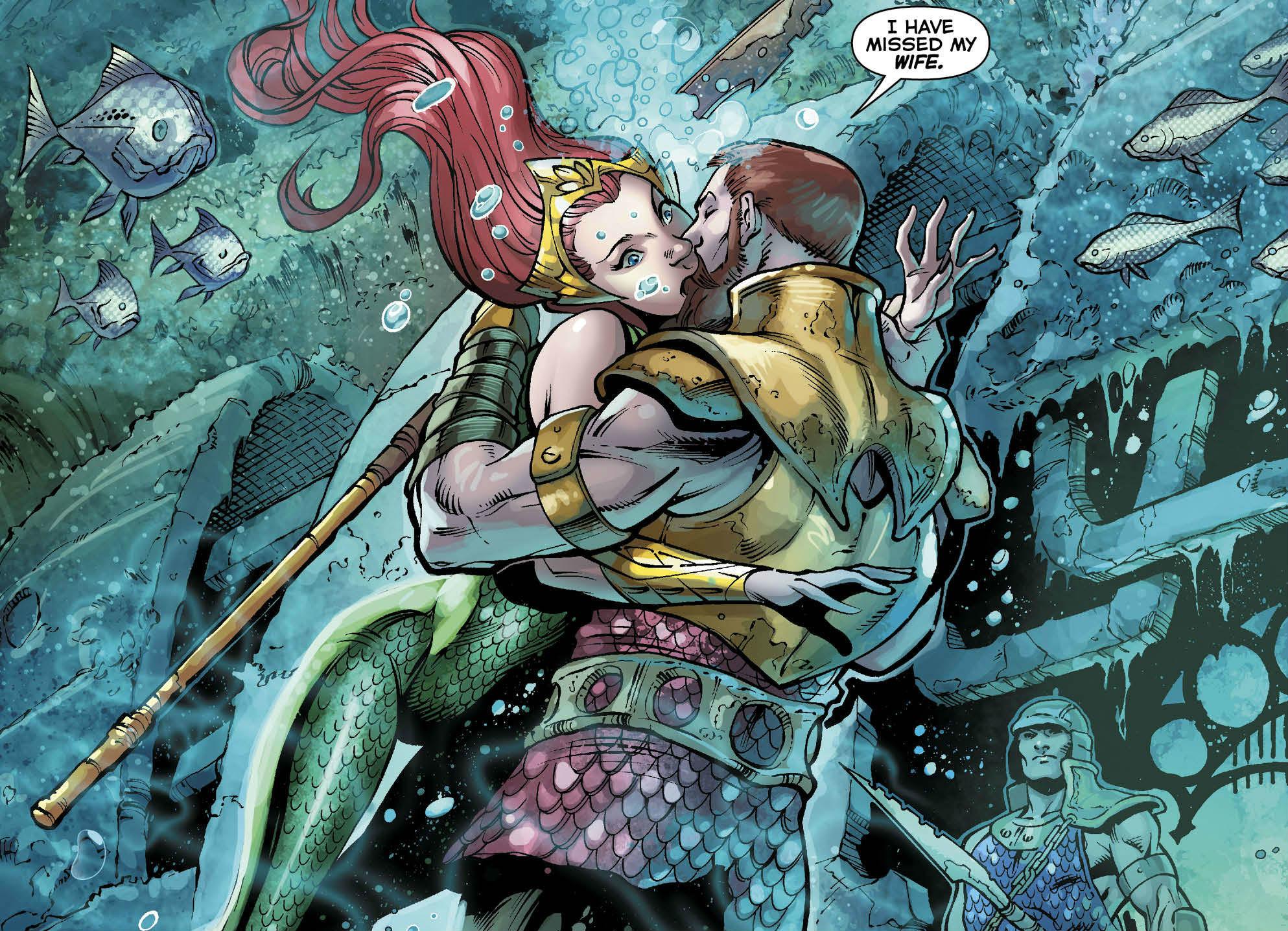 AQUAMAN dc-comics d-c superhero xr wallpaper     137362 .