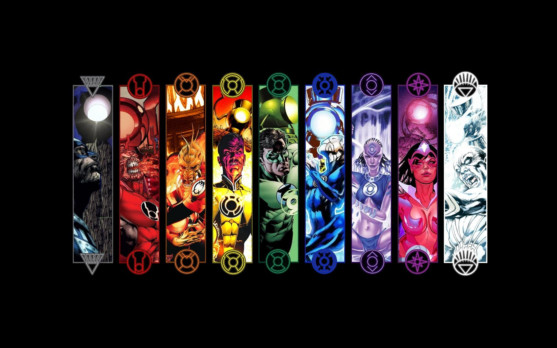 Dc Comics Logo Wallpapers Mobile