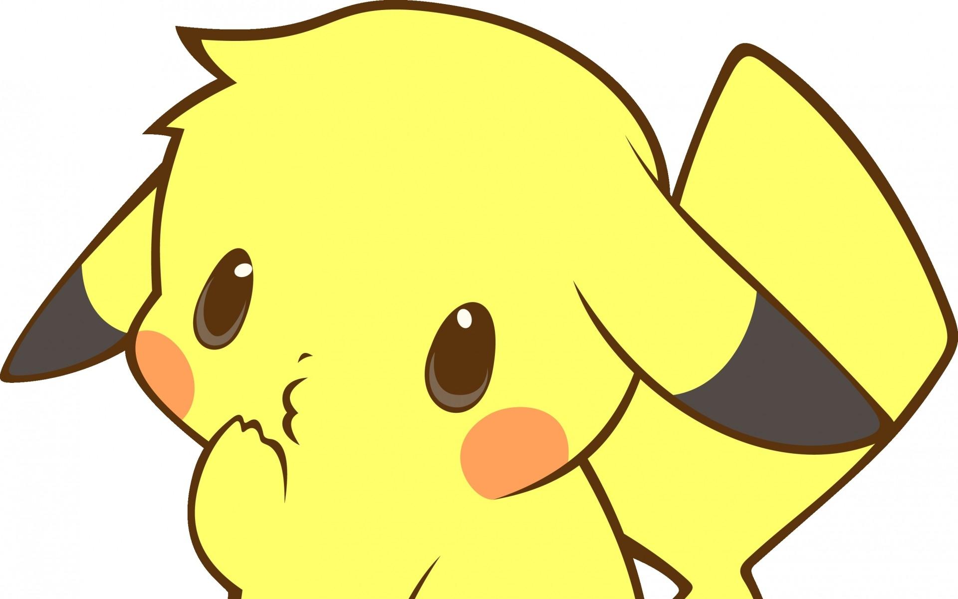 Pokemon Pikachu Kawaii wallpaper by henryjames | RevelWallpapers.net