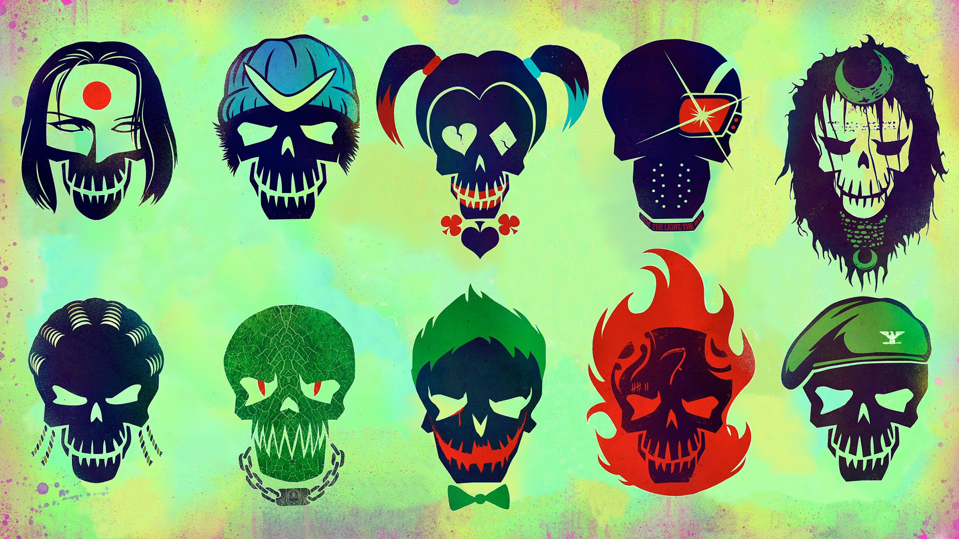 Suicide Squad Desktop HD Wallpaper 61388