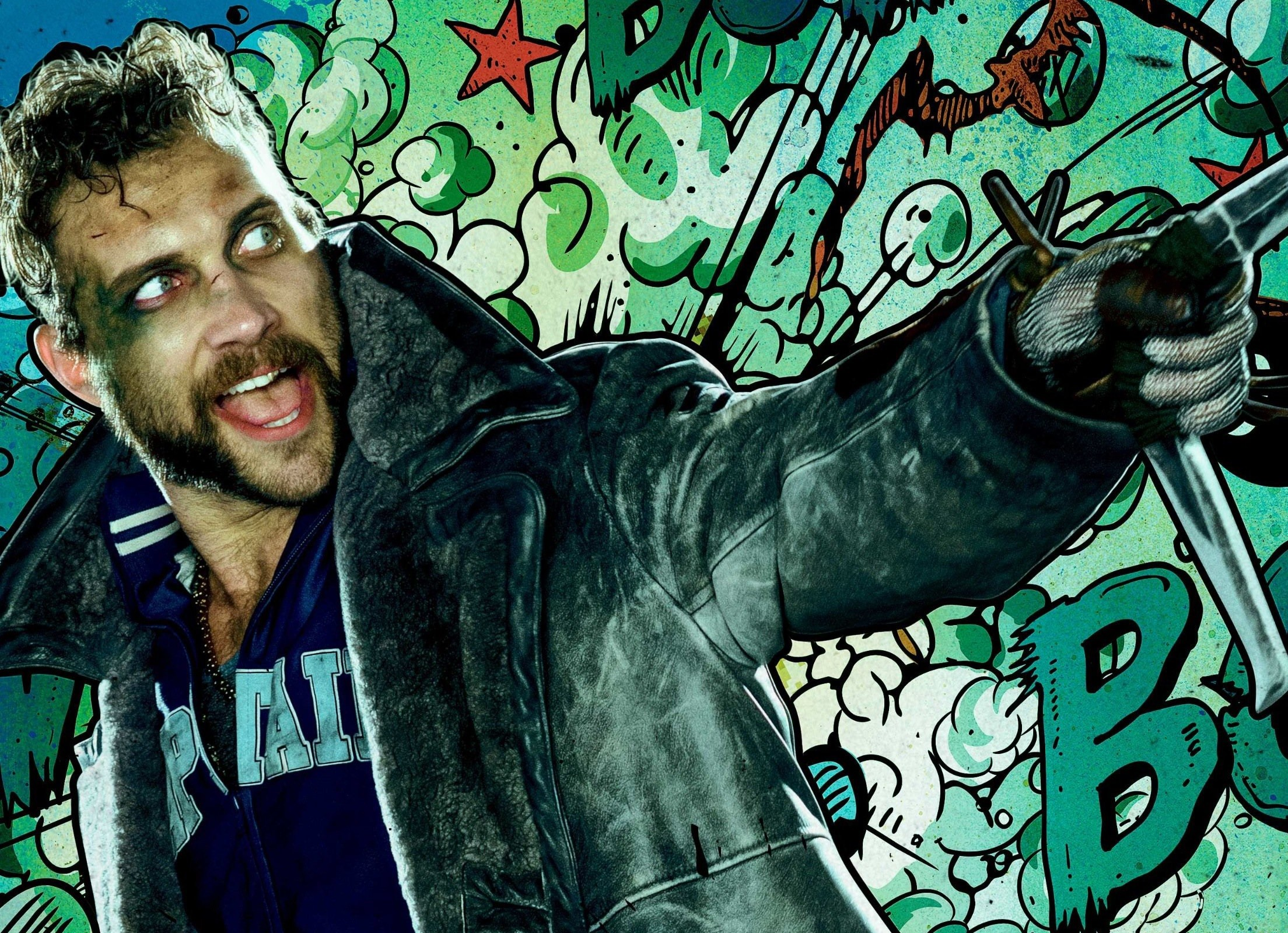 HD Wallpaper   Background ID:714372. Movie Suicide Squad