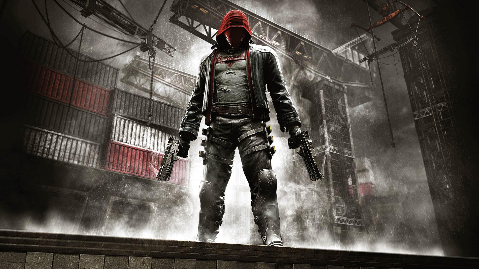 Arkham Knight, Jason Todd, Guns, Hood wallpaper | Best HD .